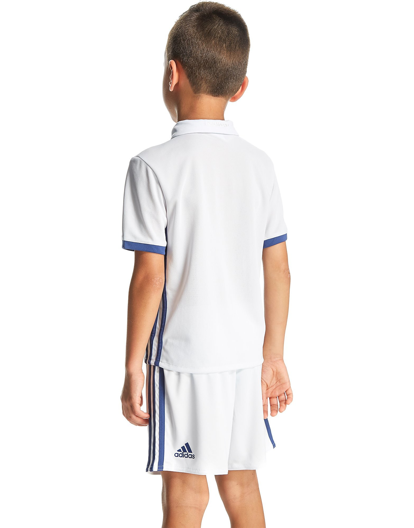 adidas Real Madrid 2016/17 Home Kit Children