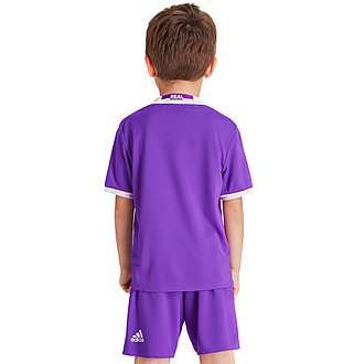 adidas Real Madrid 2016/17 Away Kit Children