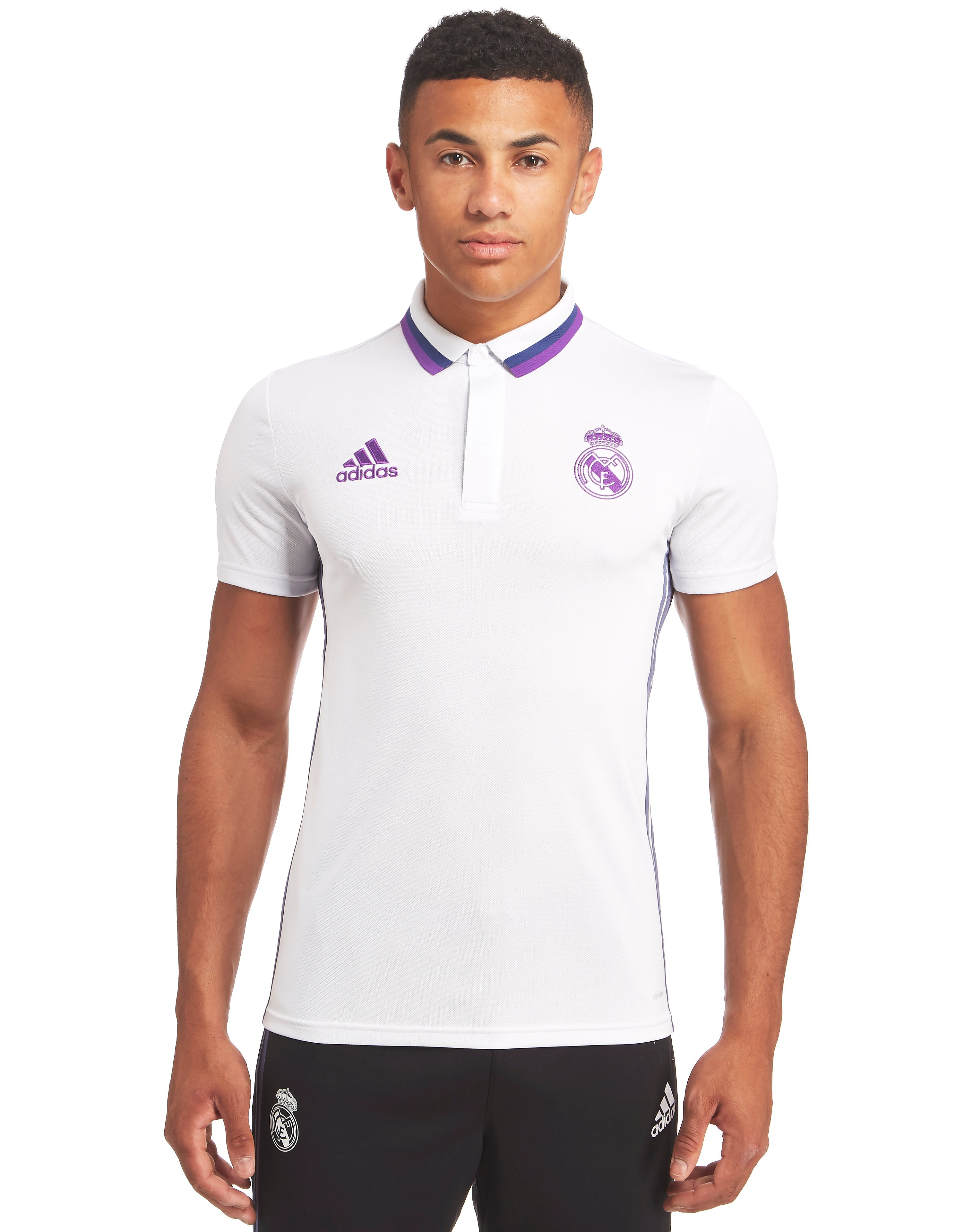 Leather gloves mens jd - Adidas Real Madrid Classic Polo Shirt White Mens White