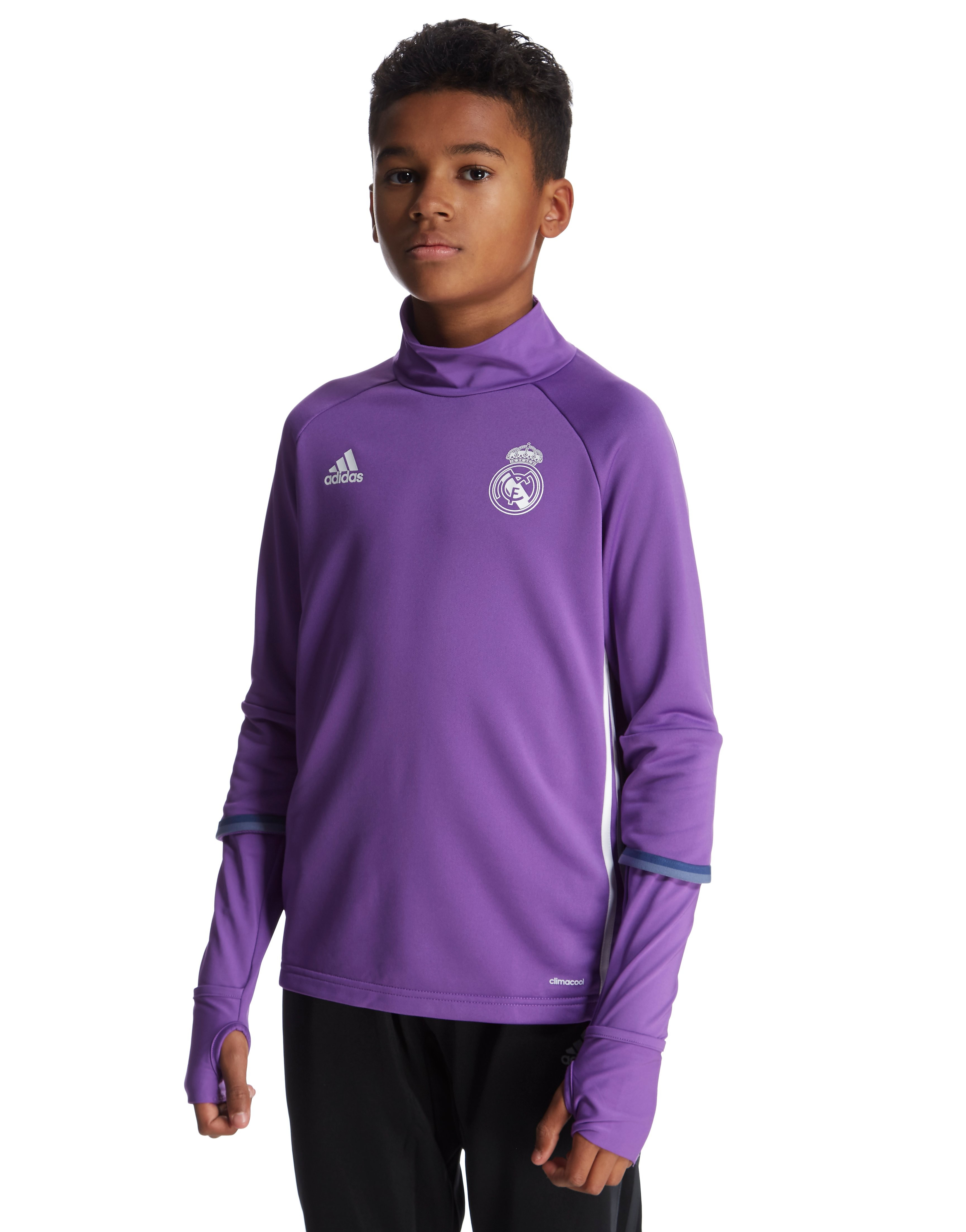 adidas Real Madrid 2016 Training Top Junior