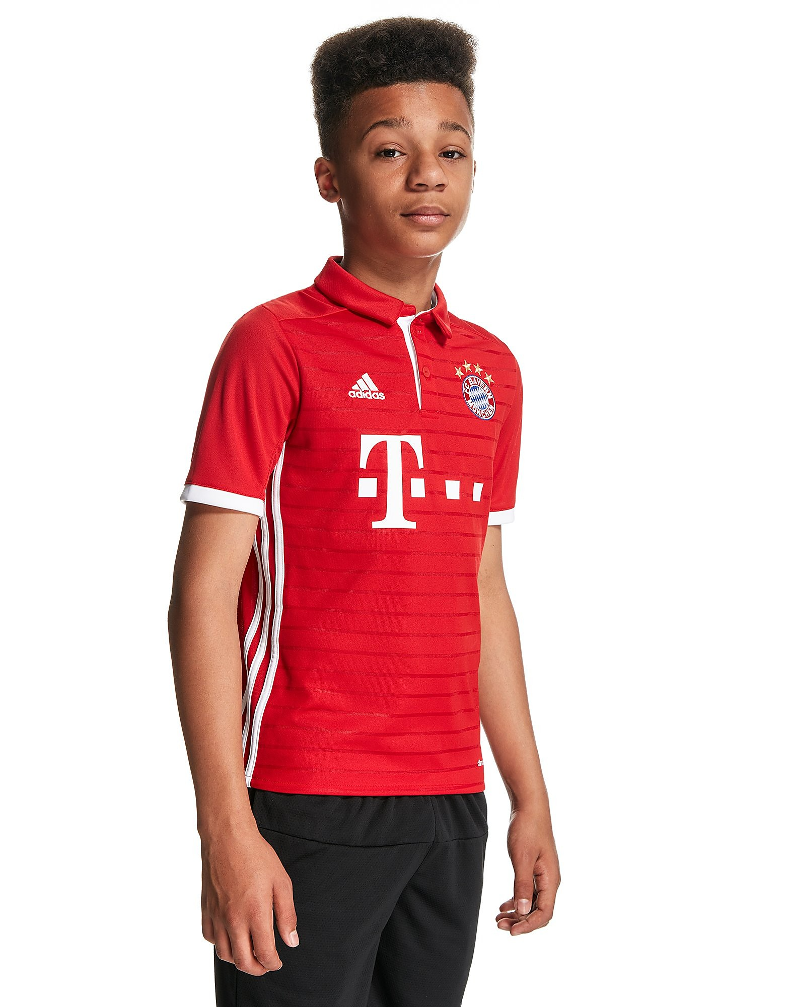adidas FC Bayern Munich 2016/17 Home Shirt Junior
