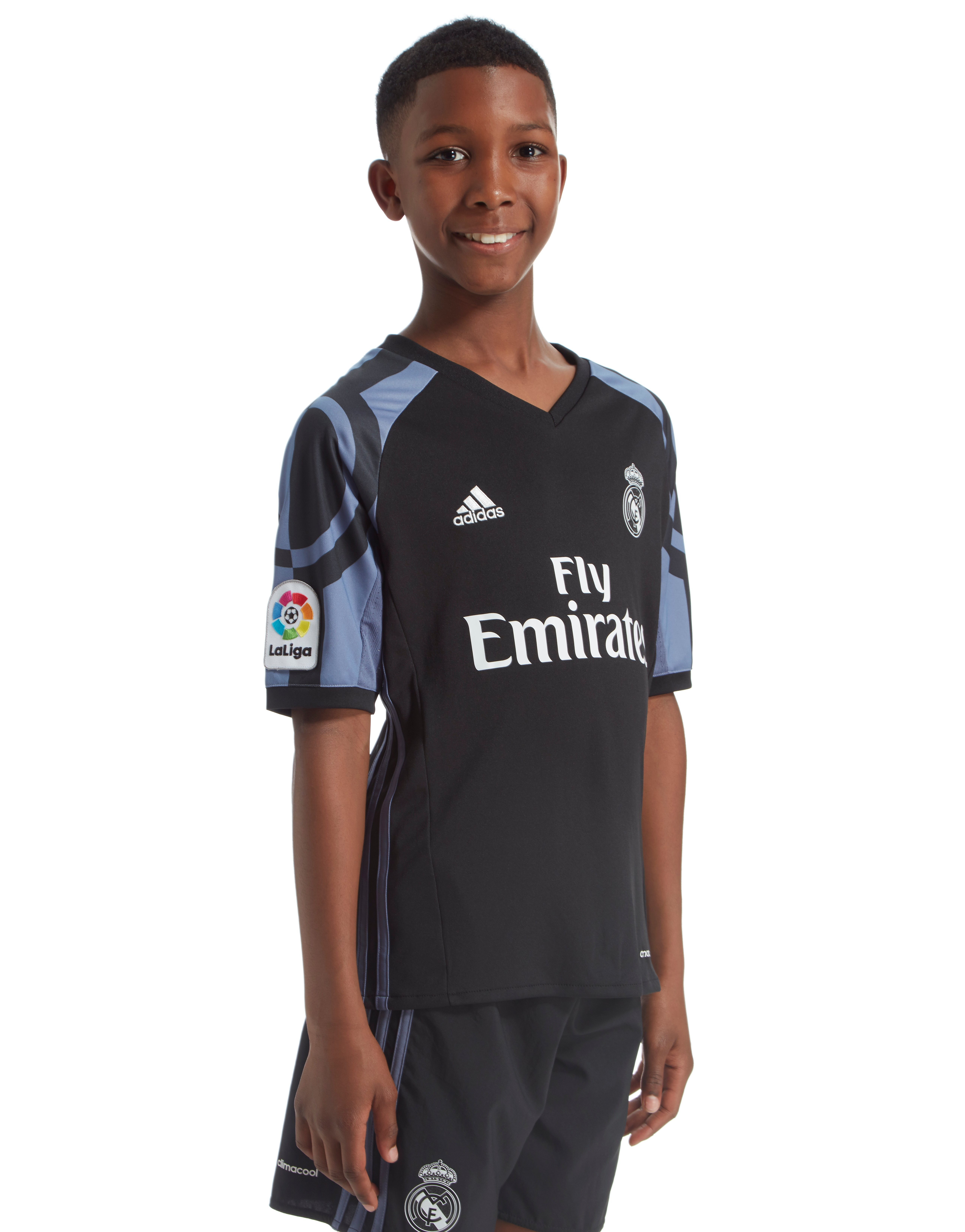 adidas Real Madrid 2016/17 Third Shirt Junior
