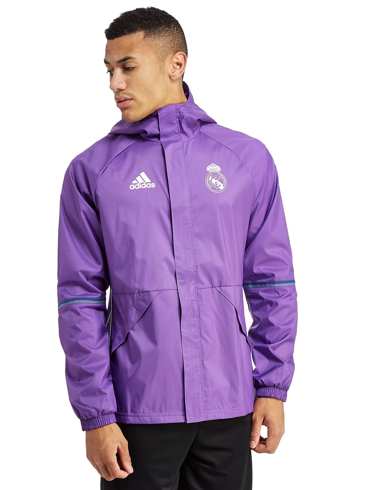 adidas Real Madrid All Weather Jacket