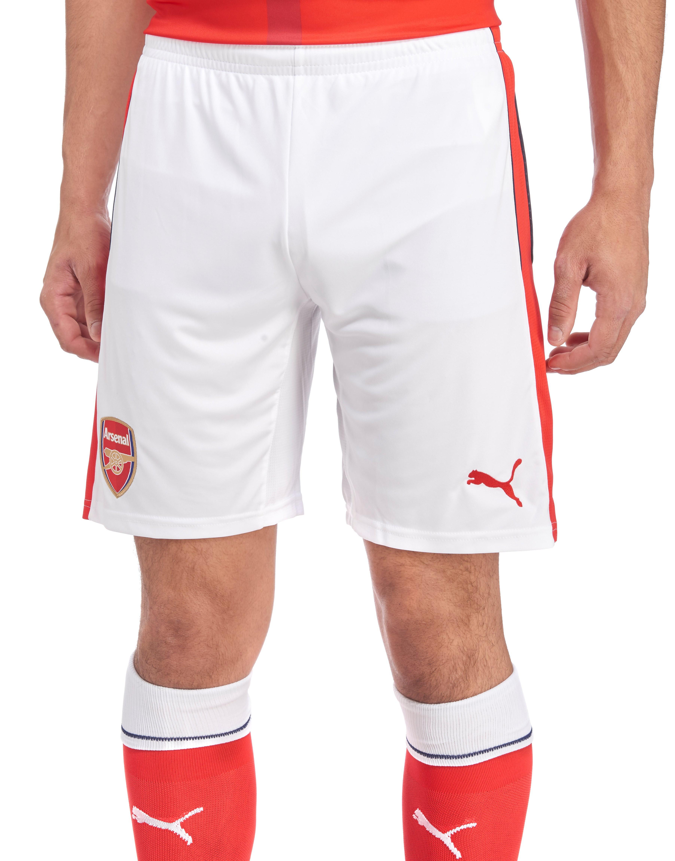 PUMA Arsenal FC 2016/17 Home Shorts