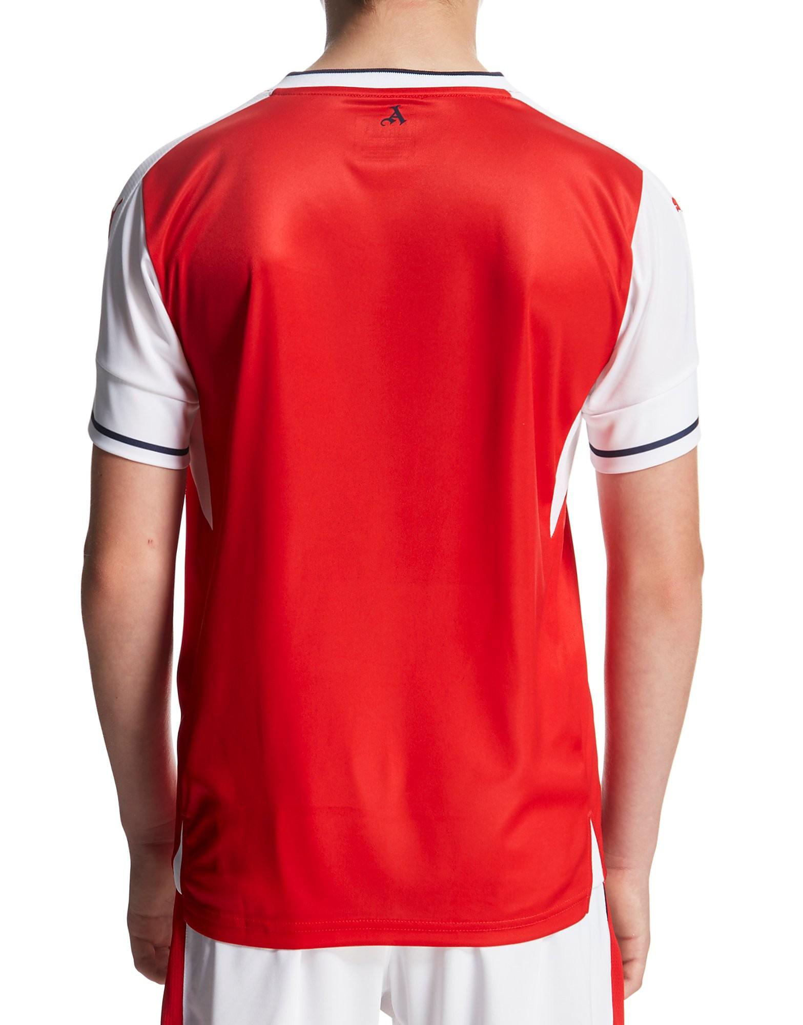PUMA Arsenal FC 2016/17 Home Shirt Junior