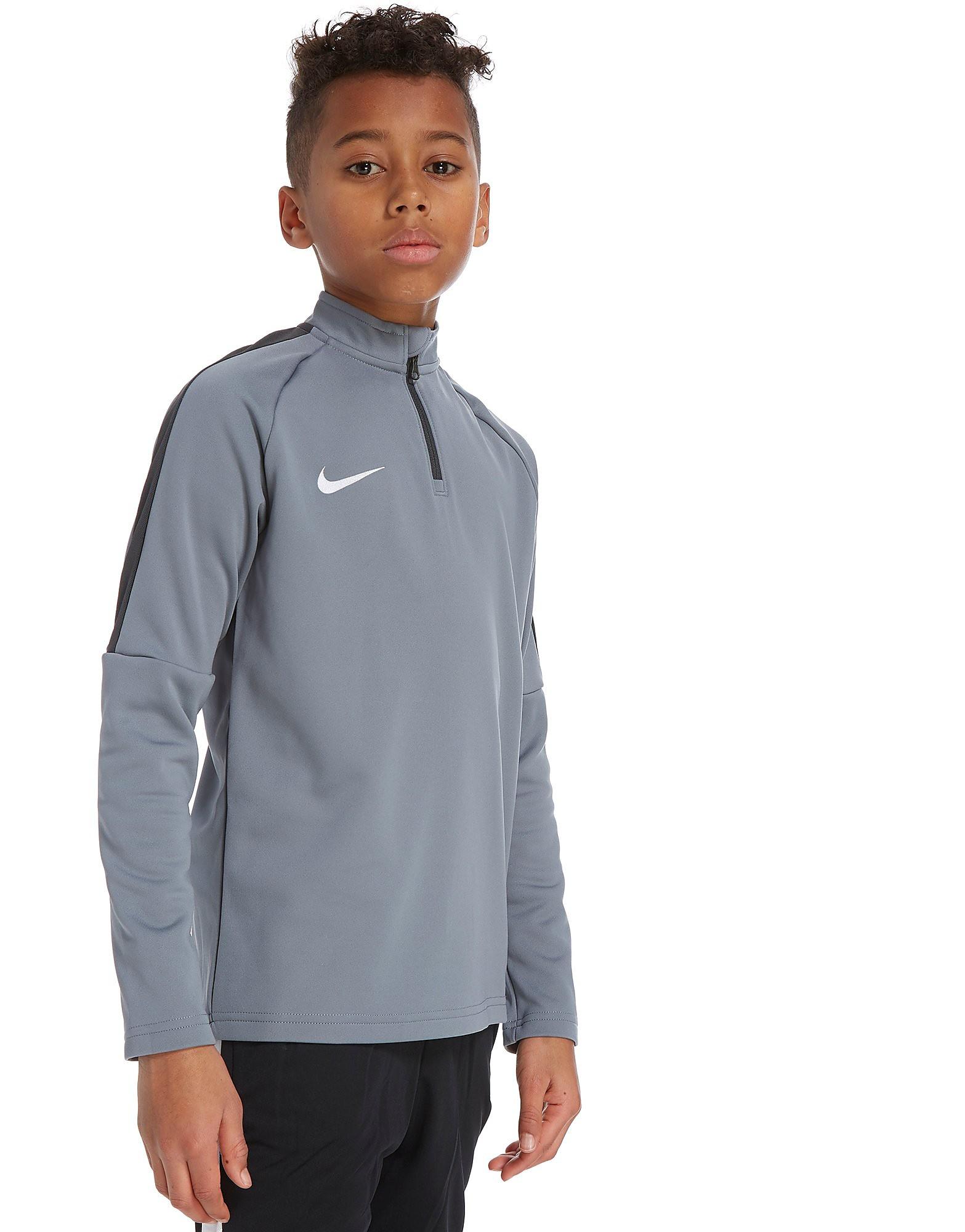 Nike camiseta Academy 1/4 Zip júnior