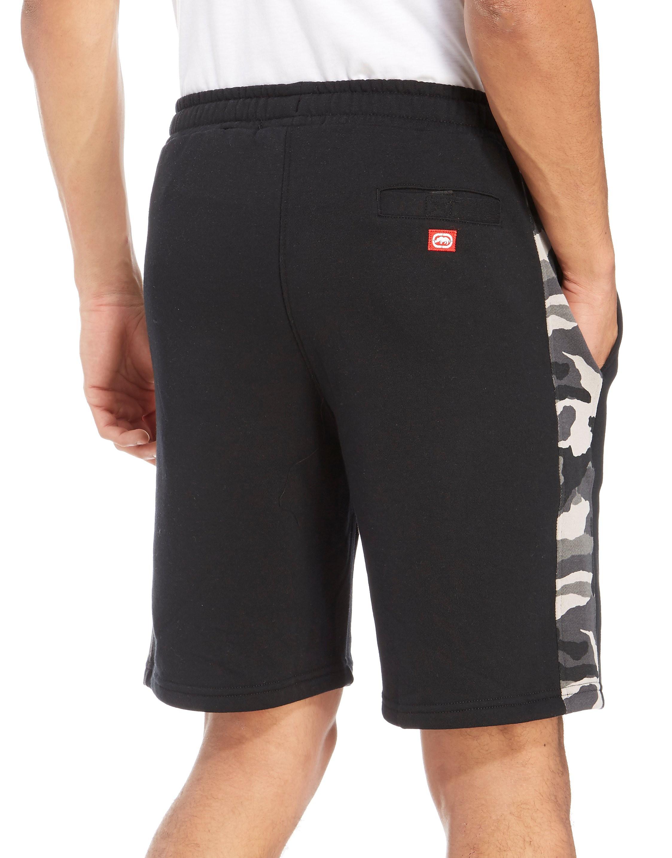 Ecko Dig Camo Trim Shorts