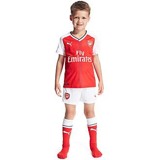 PUMA Arsenal FC 2016/17 Home Kit Children