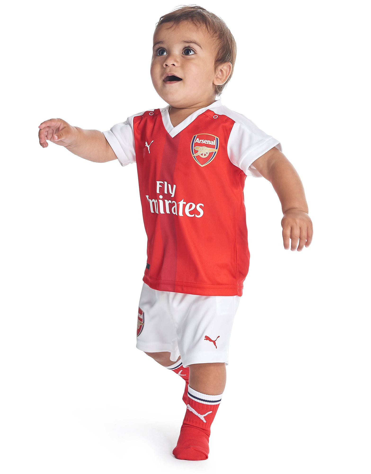 PUMA Arsenal FC 2016/17 Home Kit Infant