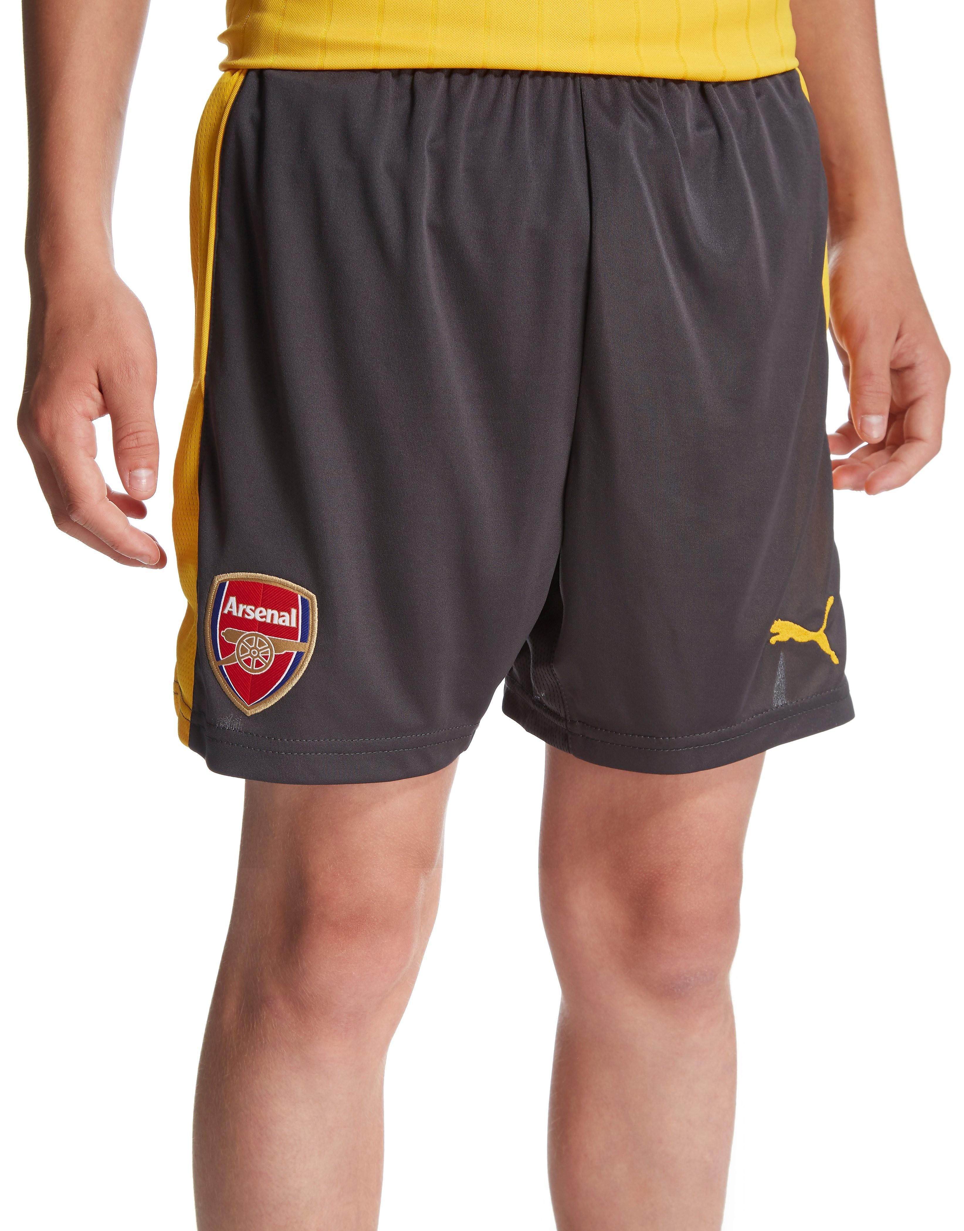 PUMA Arsenal FC 2016/17 Away Shorts Junior