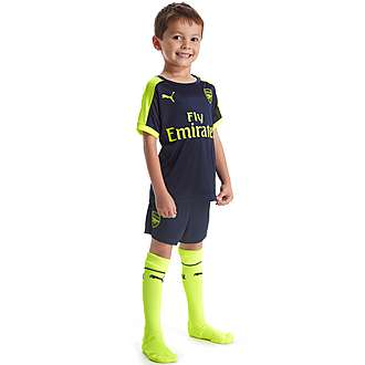 PUMA Arsenal FC 2016/17 Third Kit Children