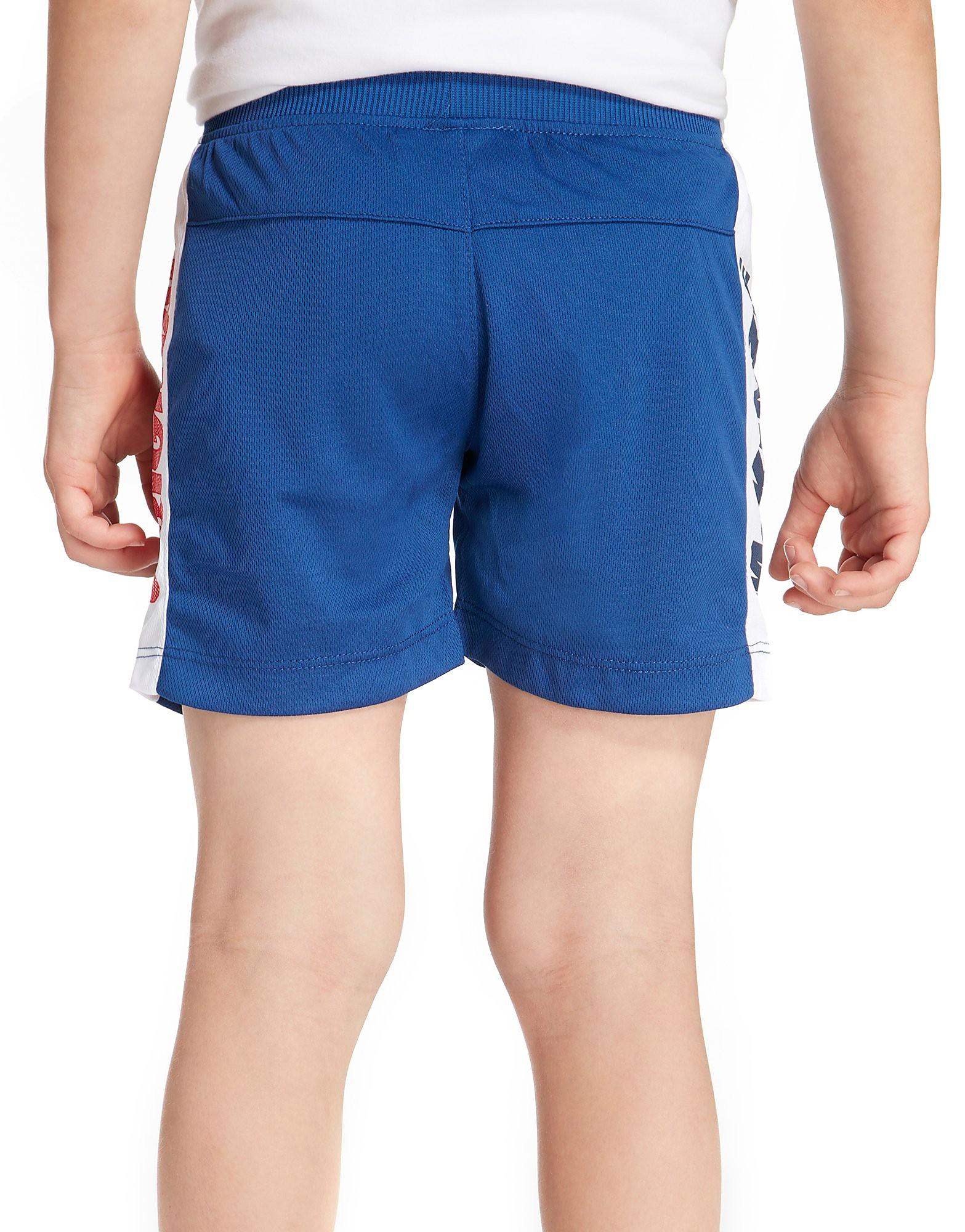McKenzie Mini Reid Mesh Shorts Children