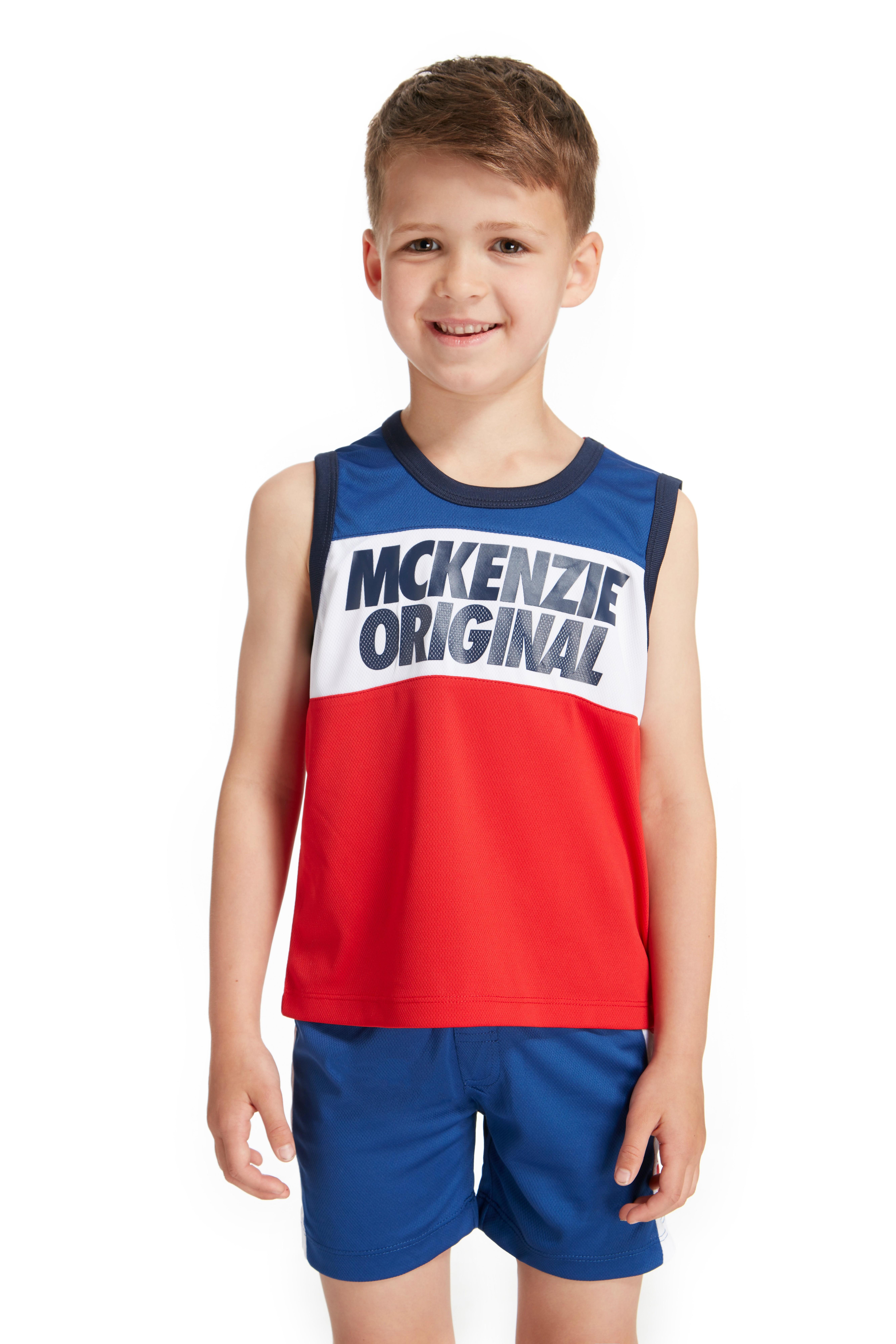 McKenzie Mini Bales Mesh Vest Children