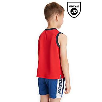 McKenzie Mini Bales Mesh Vest Children