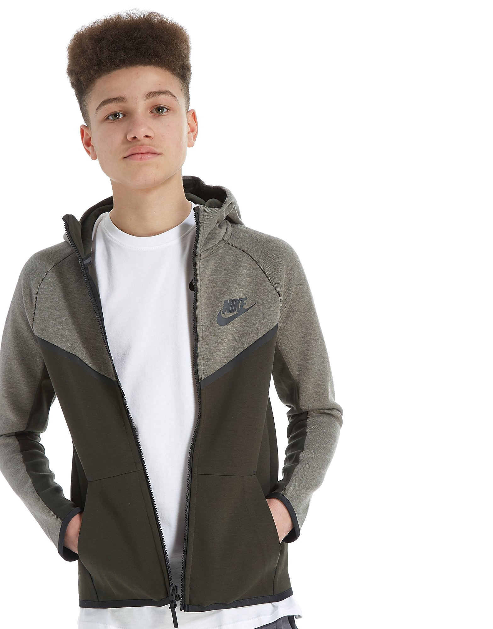 Nike Tech Windrunner Hoodie Junior