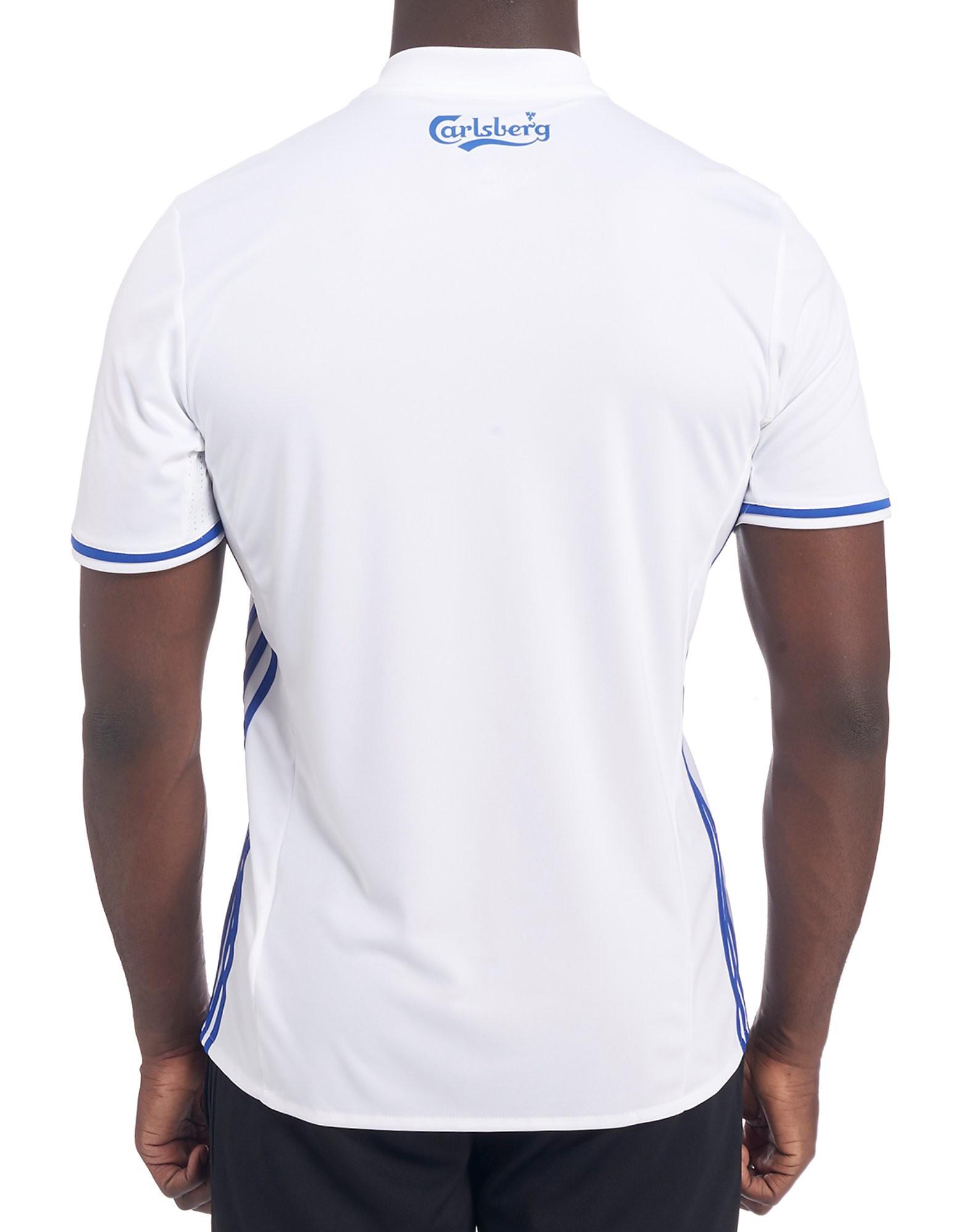 adidas FC Copenhagen 2016/17 Home Shirt