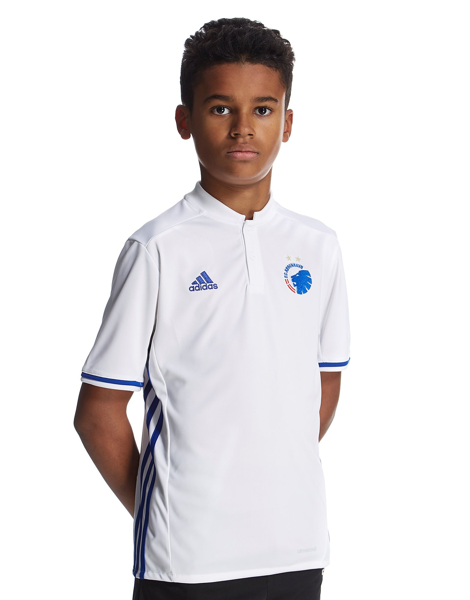 adidas FC Copenhagen 2016/17 Home Shirt Junior