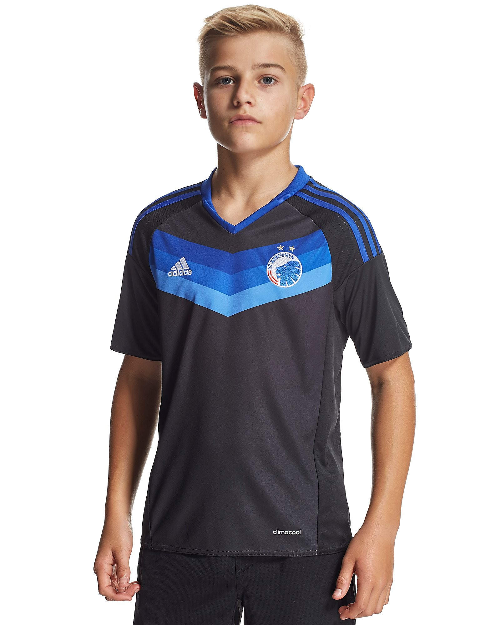 adidas FC Copenhagen 2016 udebanetrøje junior