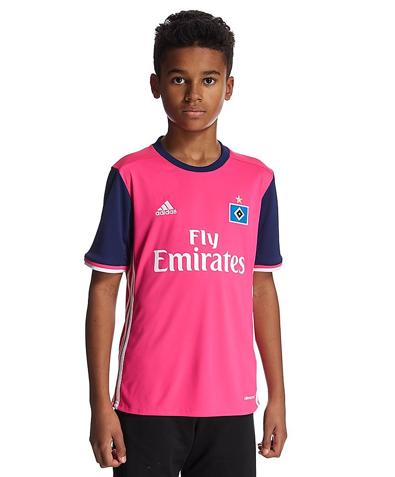 adidas Hamburg Away 2016/17 Shirt Junior