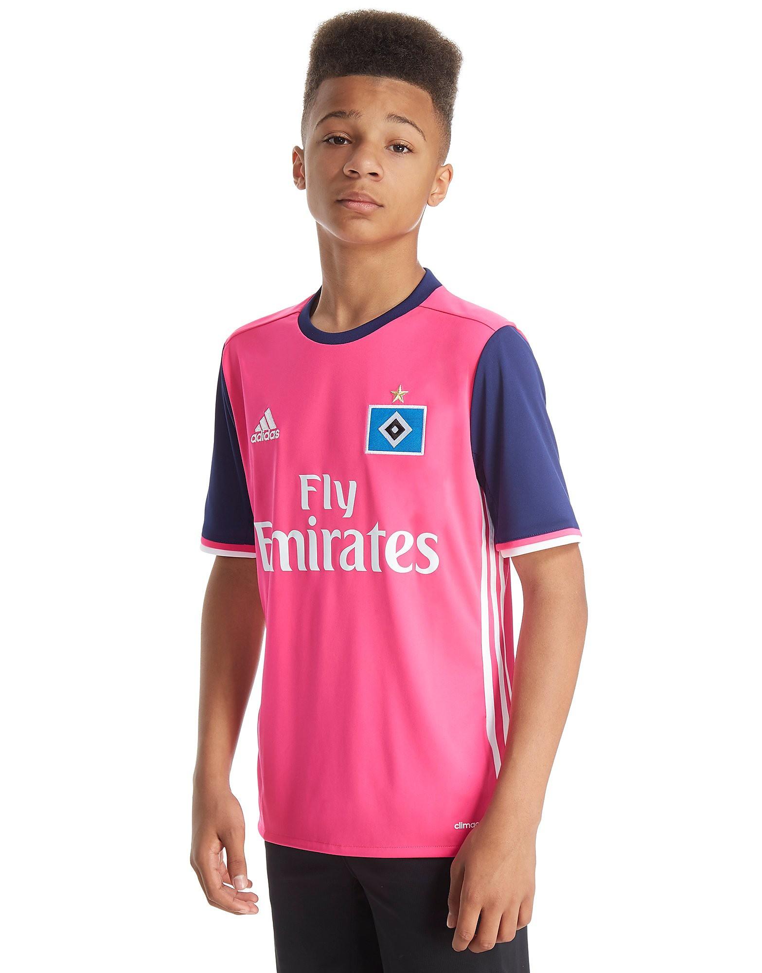 adidas Hamburg Away 2016/17 Shirt Junior