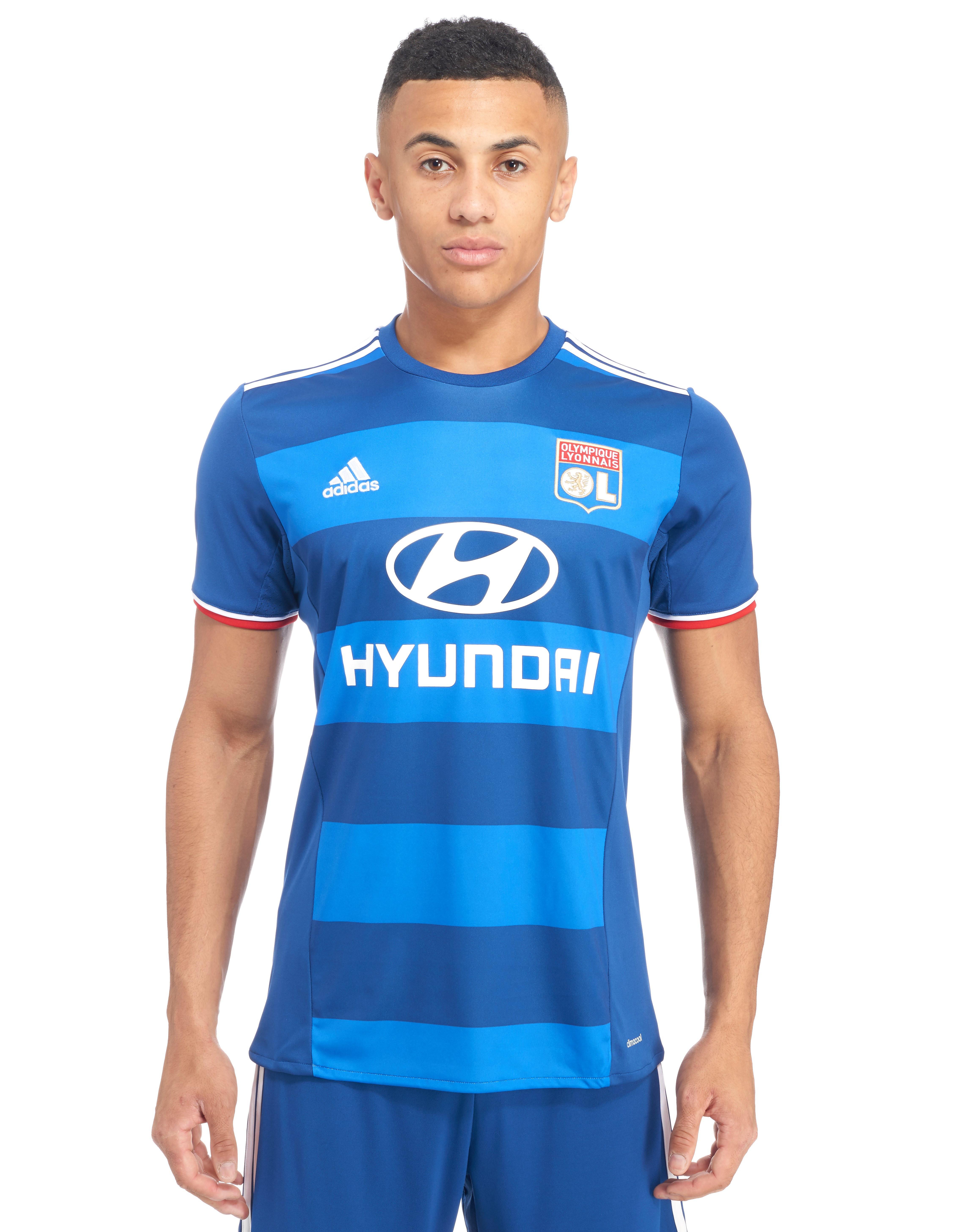 adidas Olympique Lyon 2016/17 Away Shirt