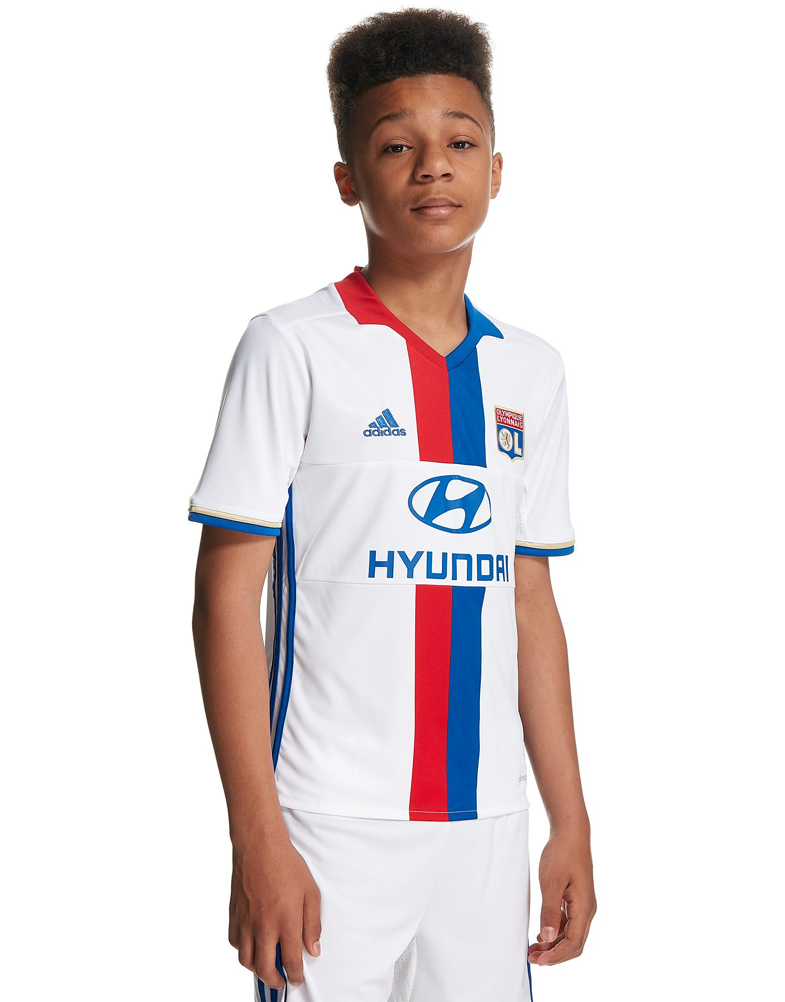 adidas Olympique Lyon 2016/17 Home Shirt Junior