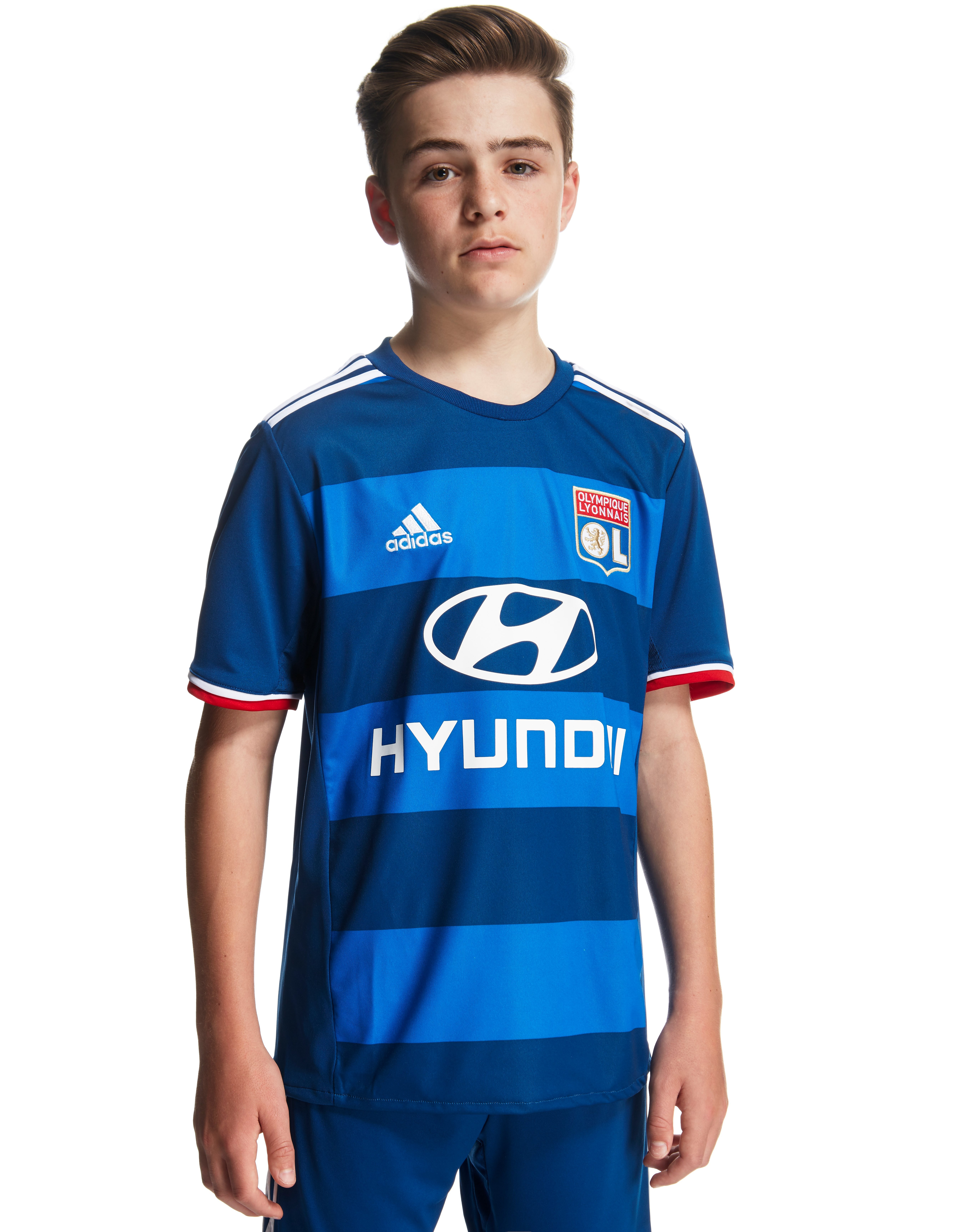 adidas Olympique Lyon 2016/17 Away Shirt Junior