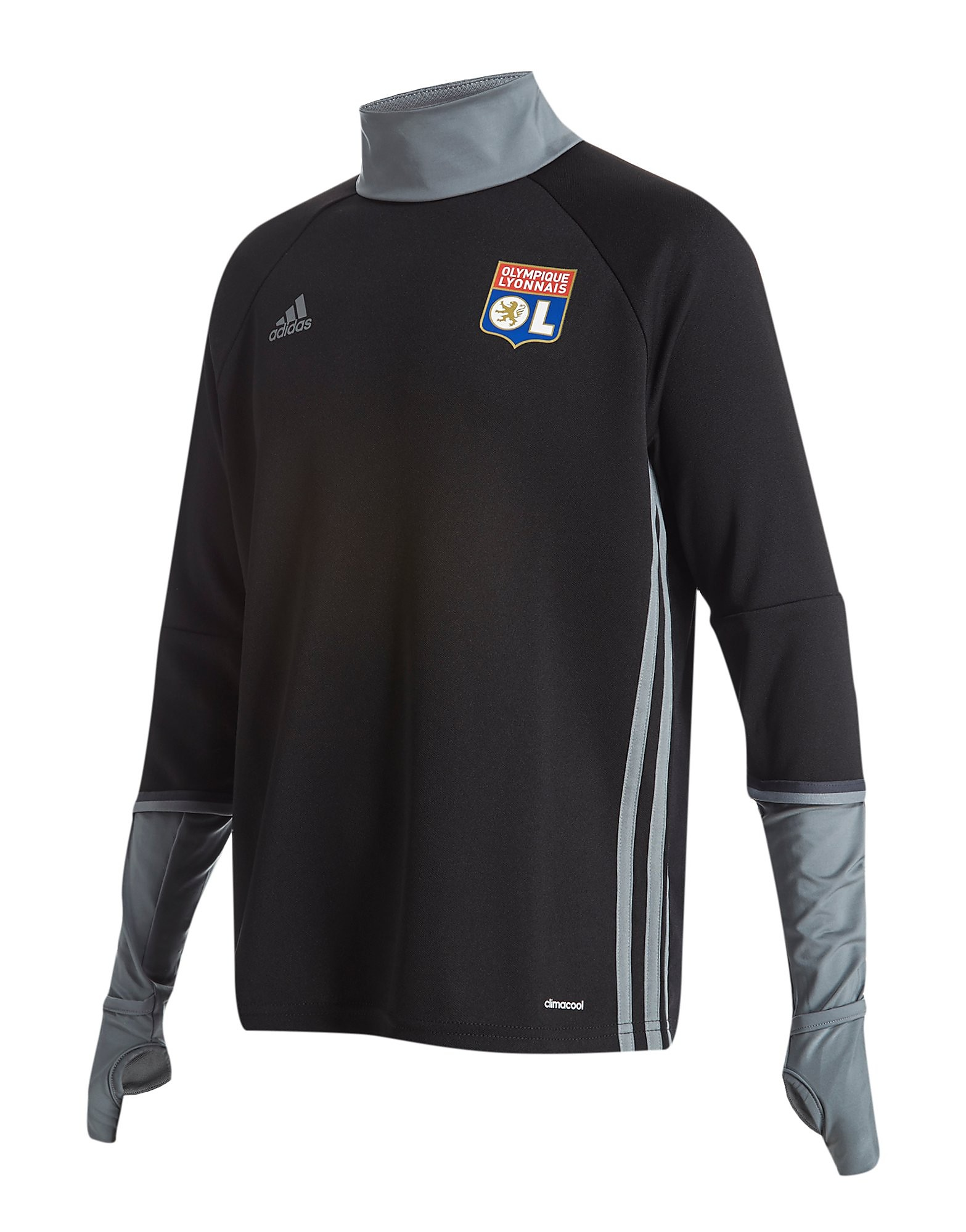 adidas Olympique Lyon 2016/17 Training Top Junior