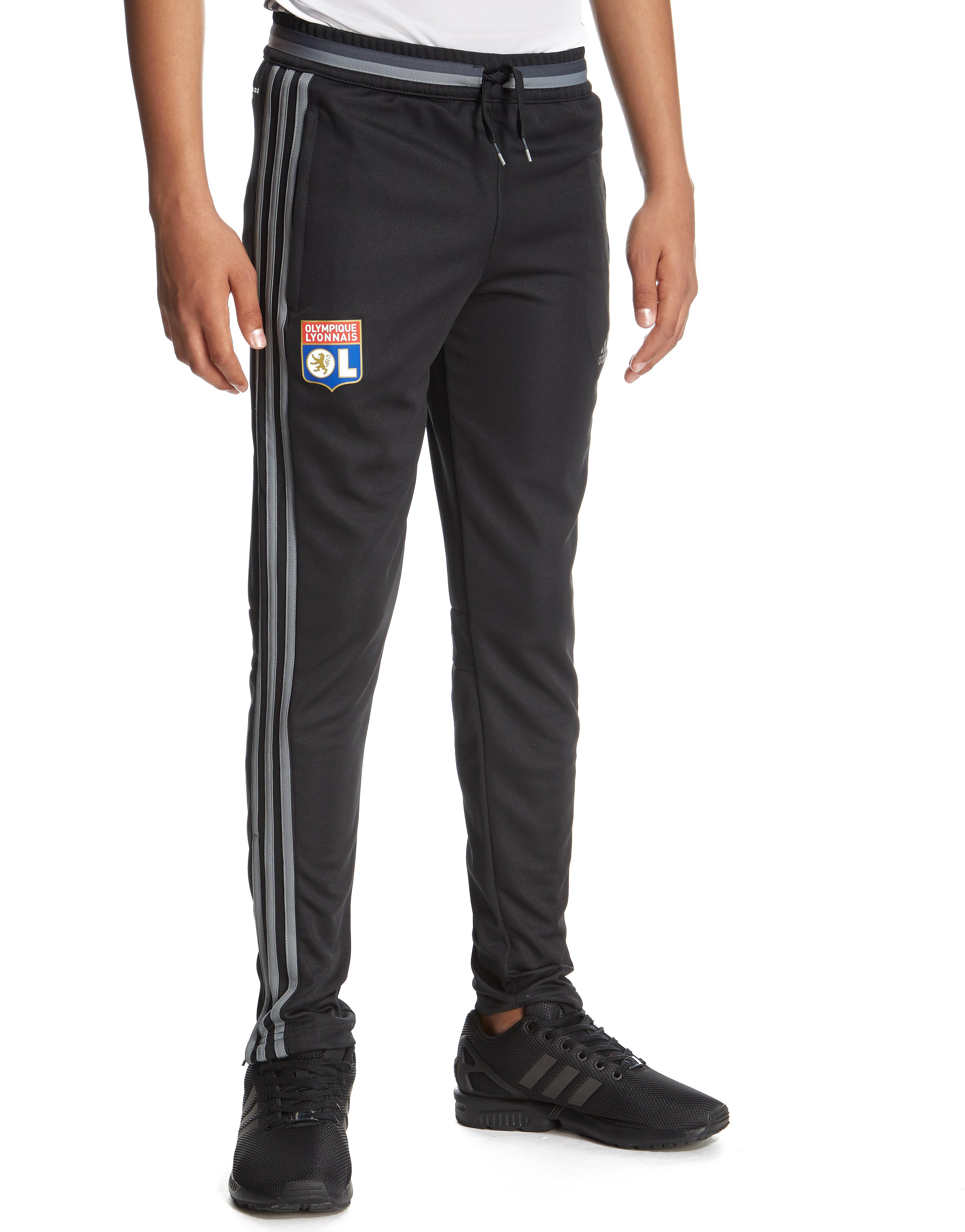 adidas Olympique Lyon 2016/17 Training Pants Junior