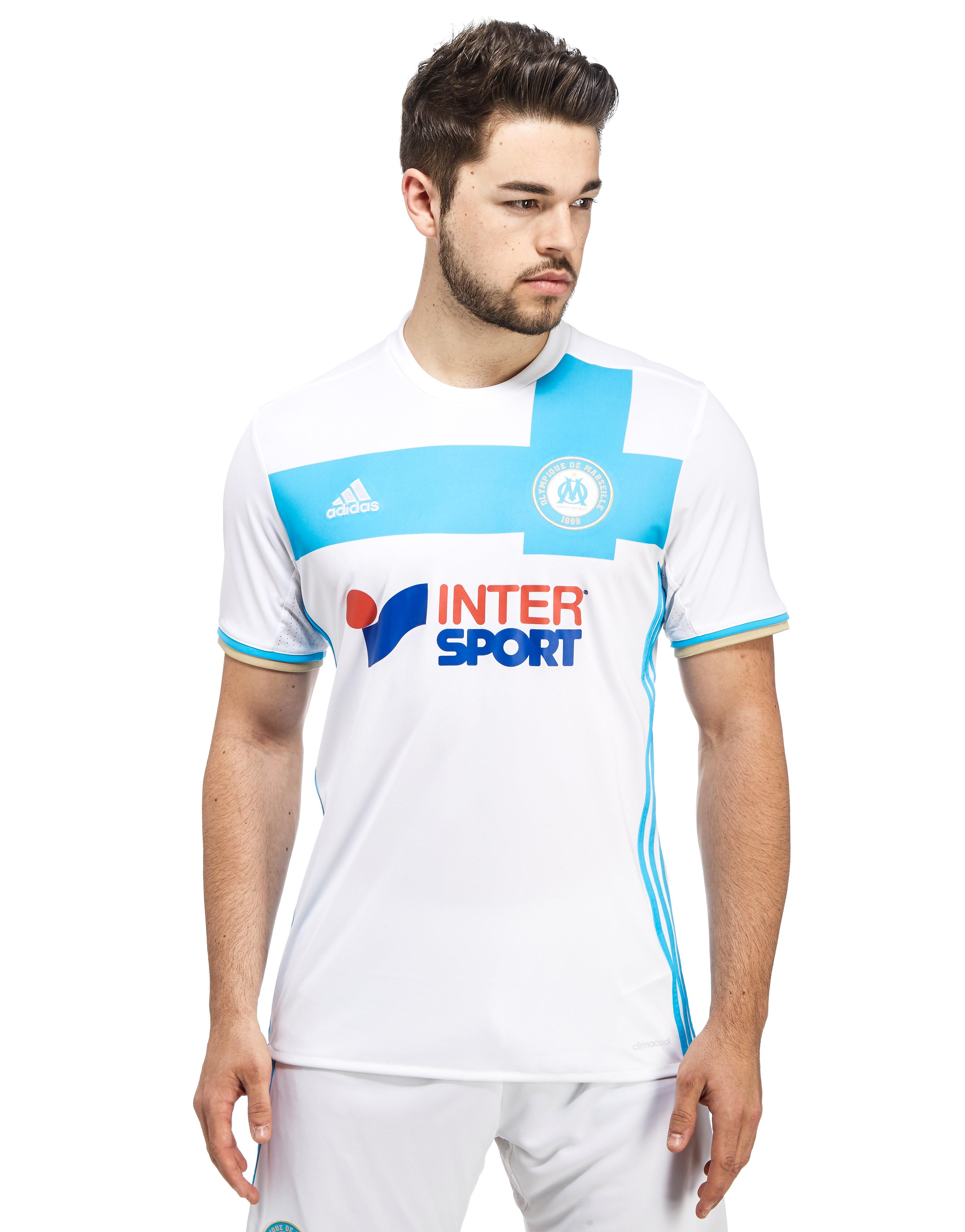 adidas Olympique Marseille 2016/17 Heimtrikot