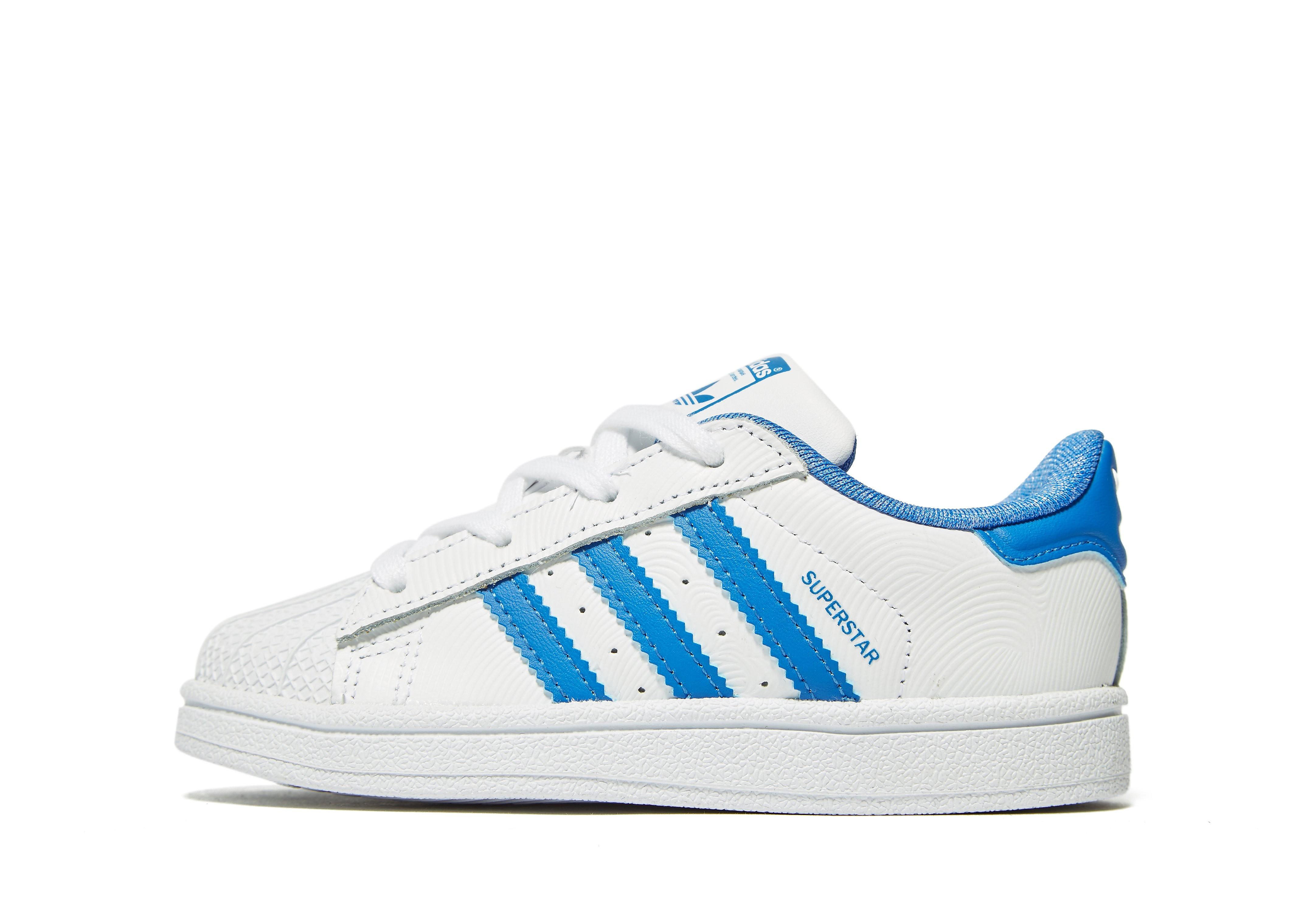 Zapatillas adidas Originals Superstar BB4876, color azul, color, talla 40