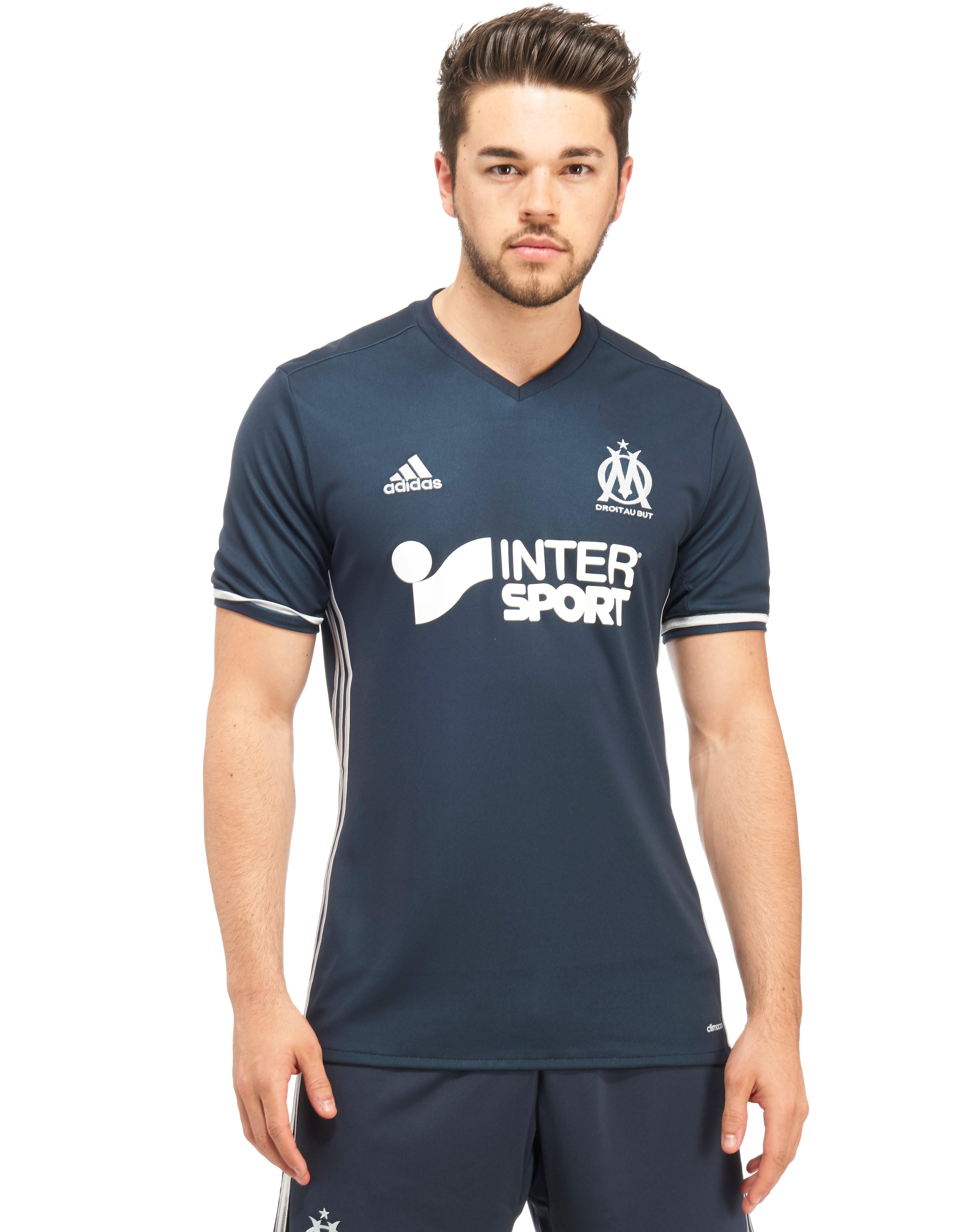 adidas Olympique Marseille 2016/17 Auswärtstrikot