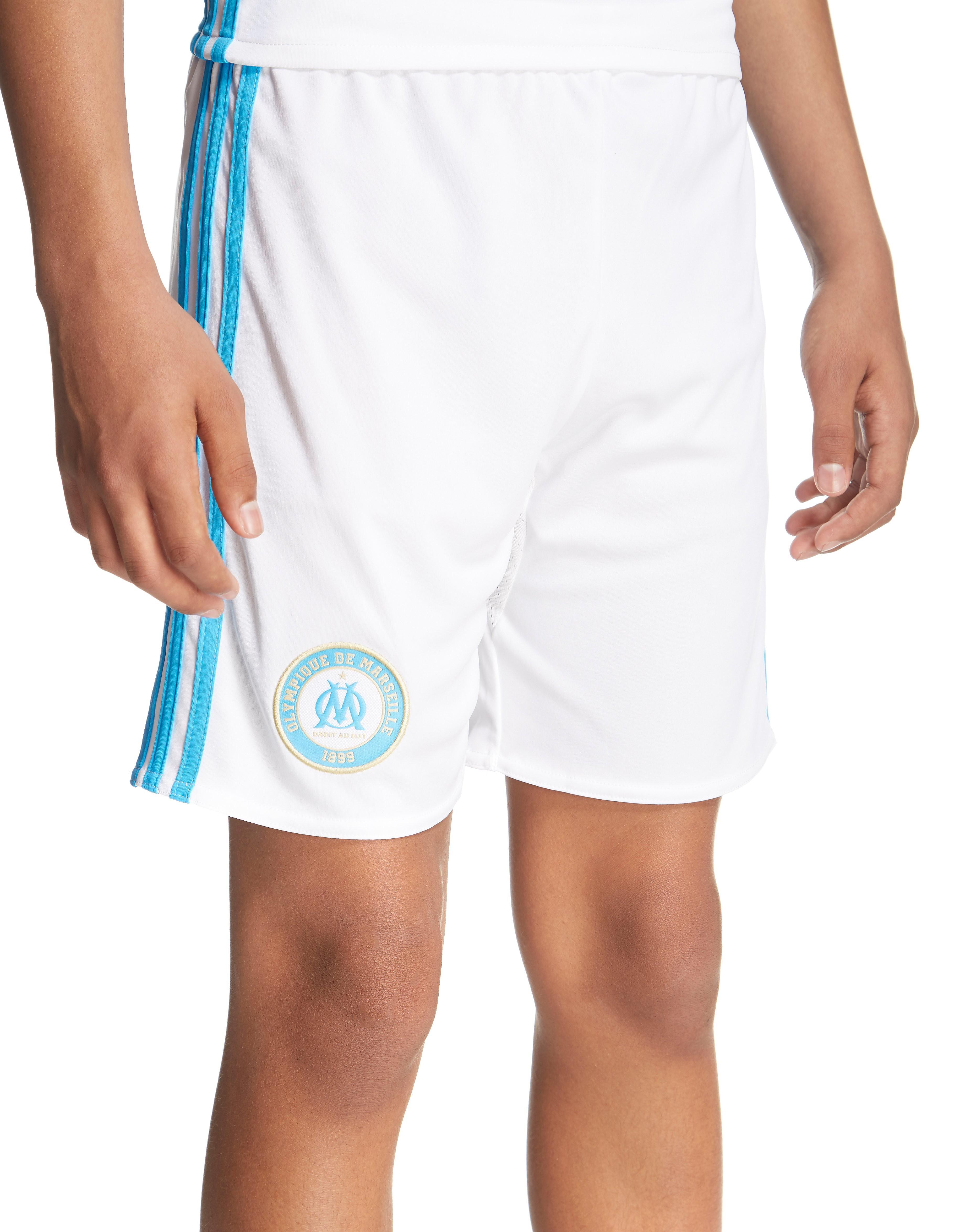 adidas Short domicile Olympique de Marseille 2016/17 junior