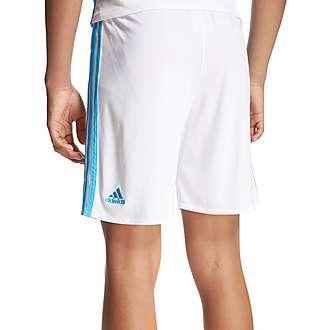 adidas Olympique Marseille 2016/17 Home Shorts Junior