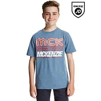 McKenzie Globe T-Shirt - Junior