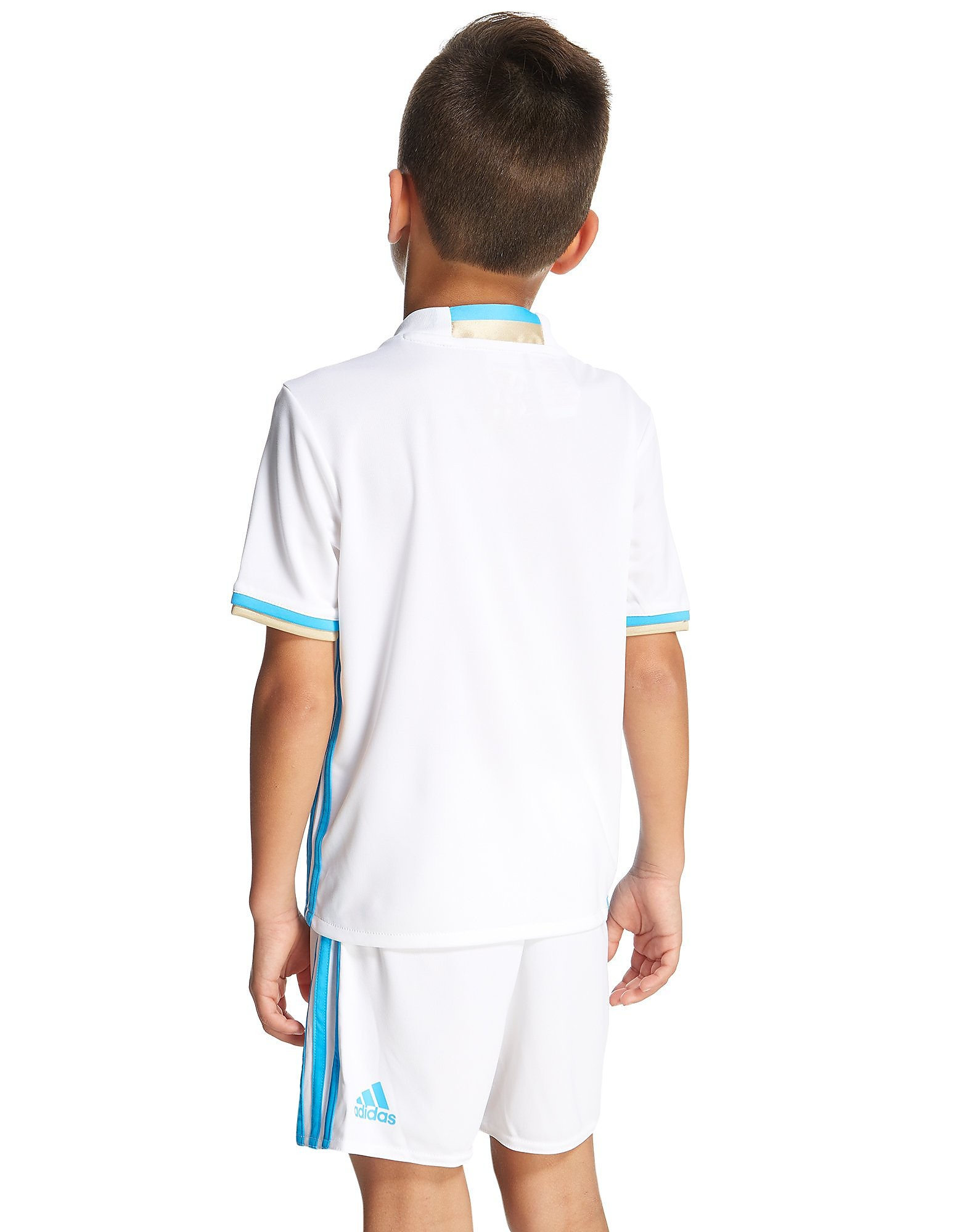 adidas Olympique Marseille 2016/7 Home Kit Children
