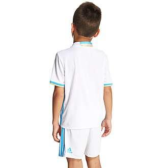 adidas Olympique Marseille 2016/7 Home Kit Children