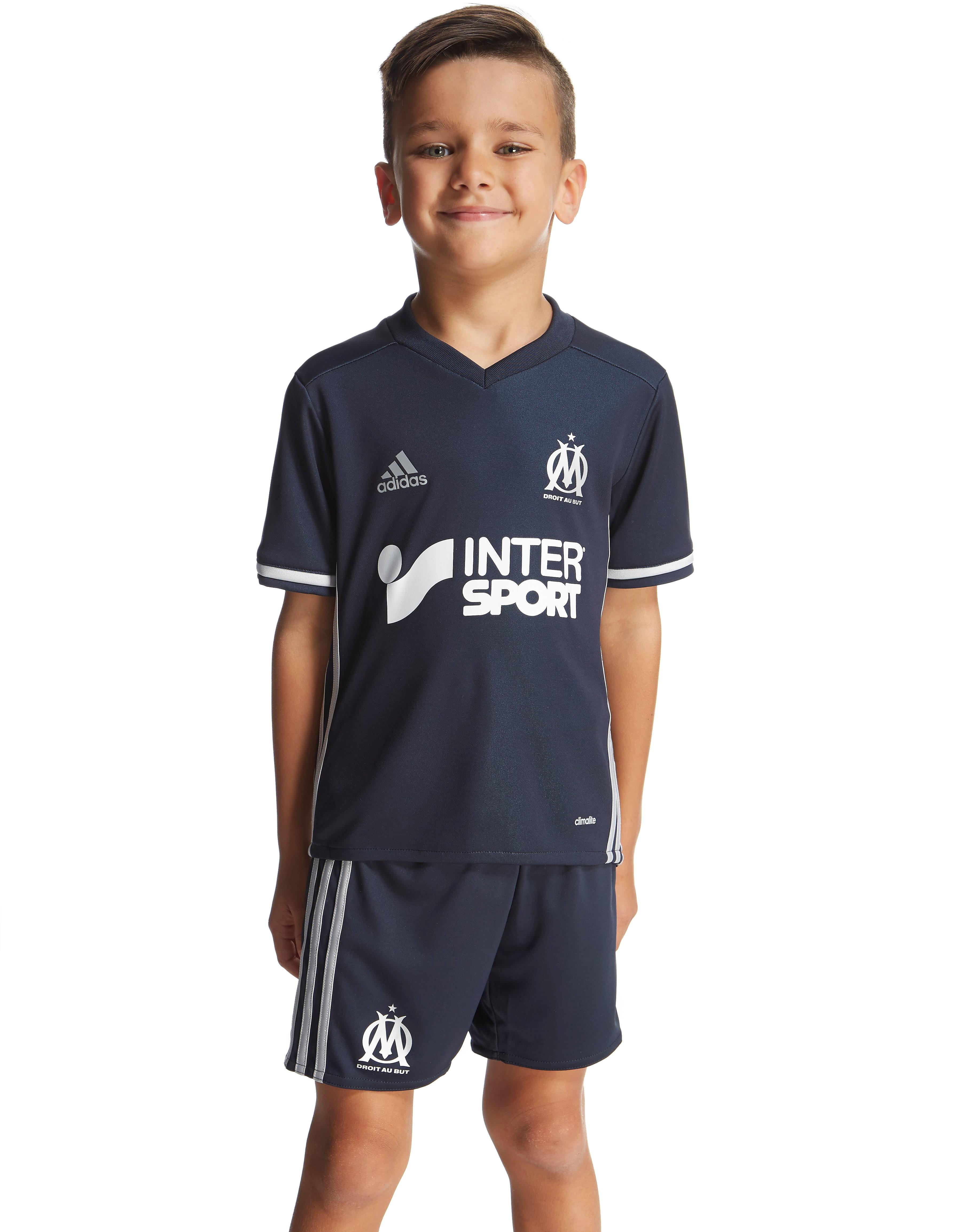 adidas Olympique Marseille 2016/7-uittenue voor kinderen