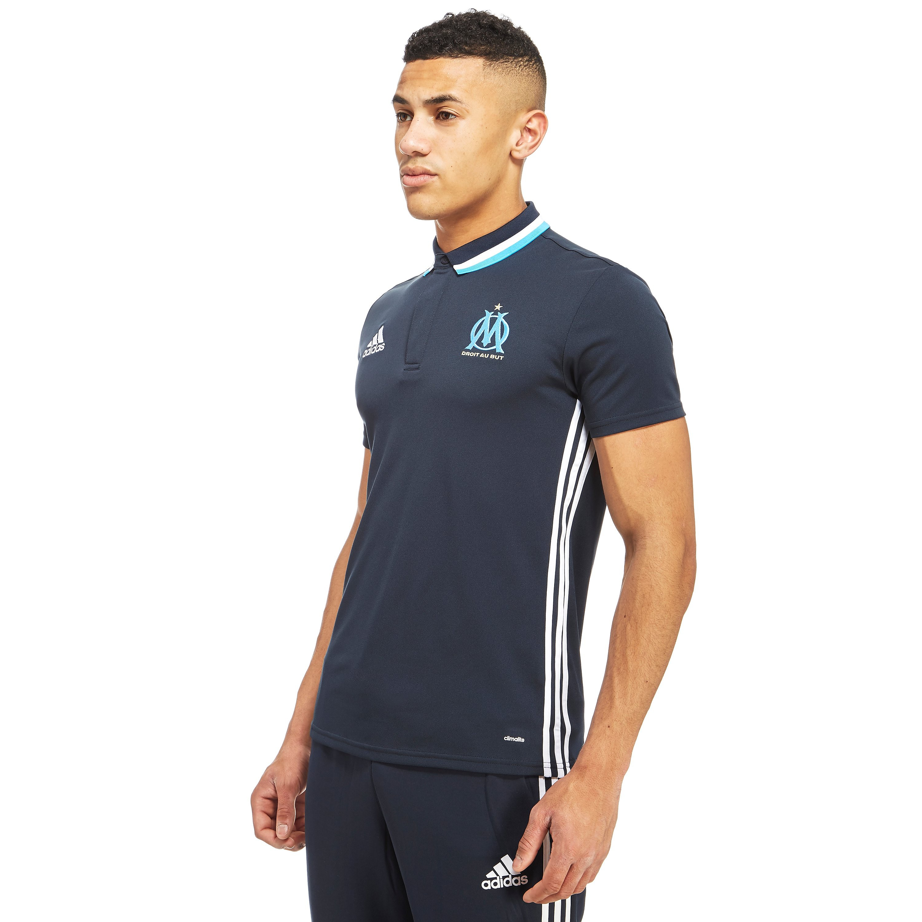 adidas Olympique Marseille 2016/17 Polo Shirt