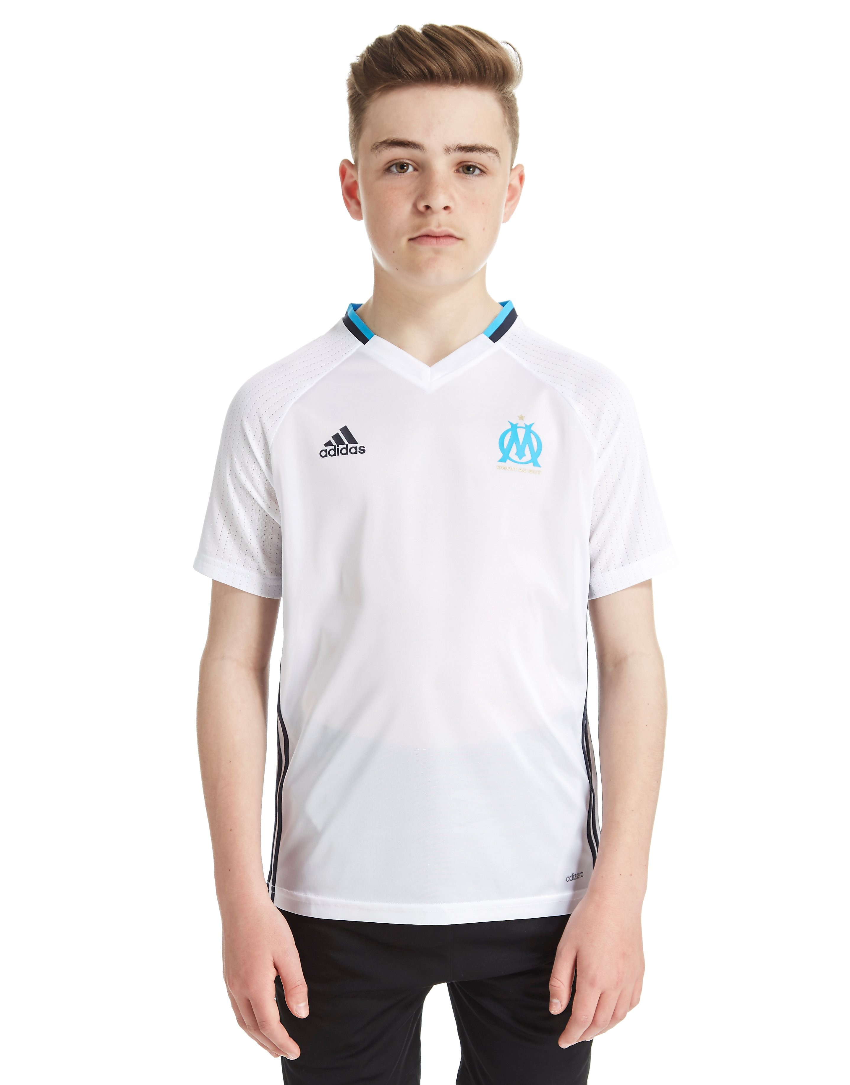 adidas Maillot officiel Olympique de Marseille 2016/17 junior