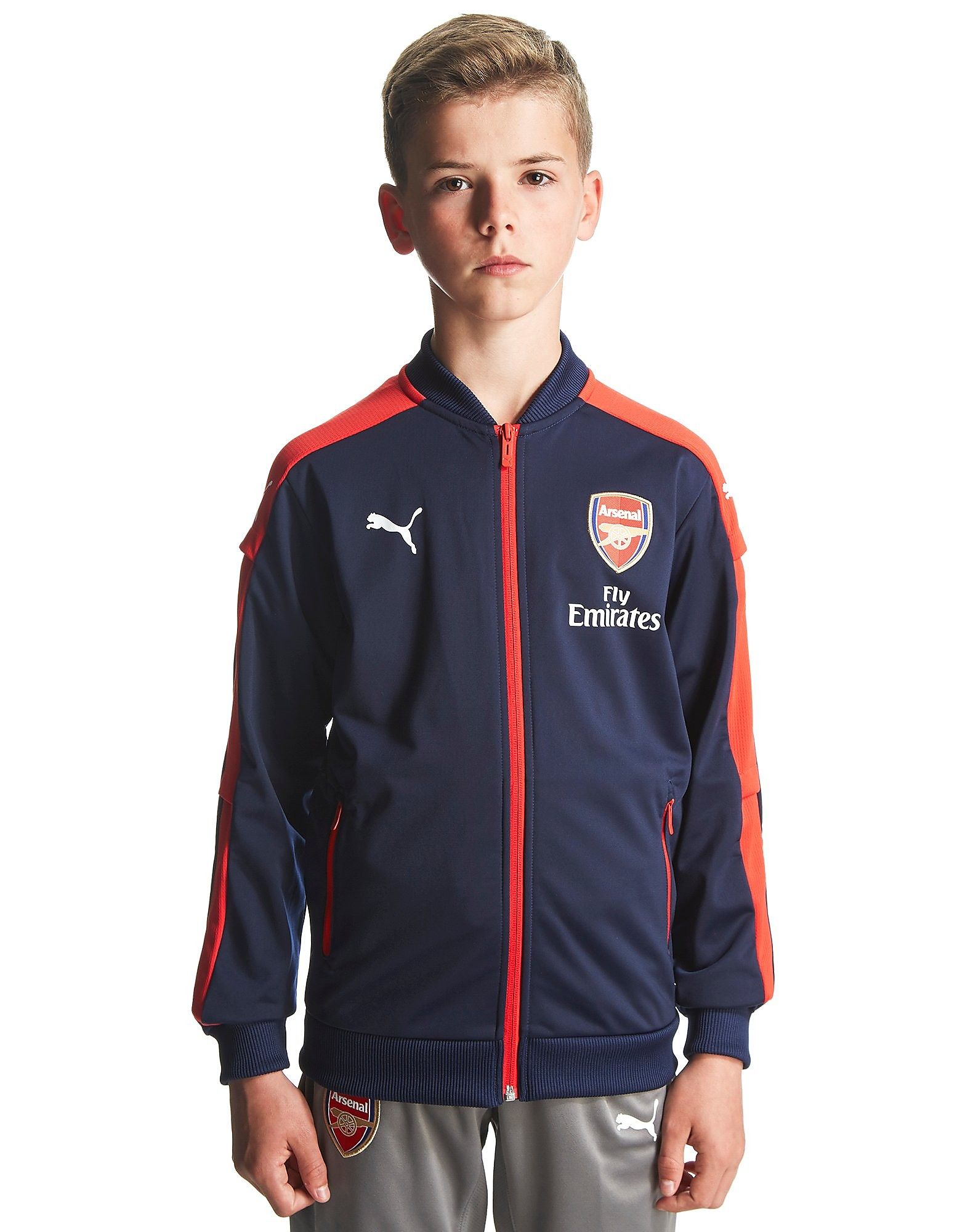 PUMA Arsenal FC 2016/17 Stadium Jacket Junior