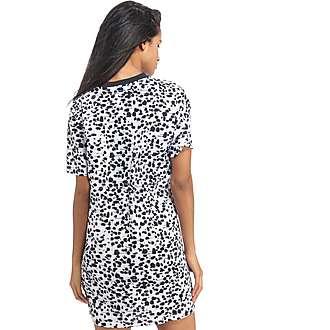 adidas Originals Inked Crepe T-Shirt Dress