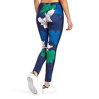 adidas Originals Floral Engraving Leggings