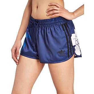 adidas Originals Floral Engraving Running Shorts