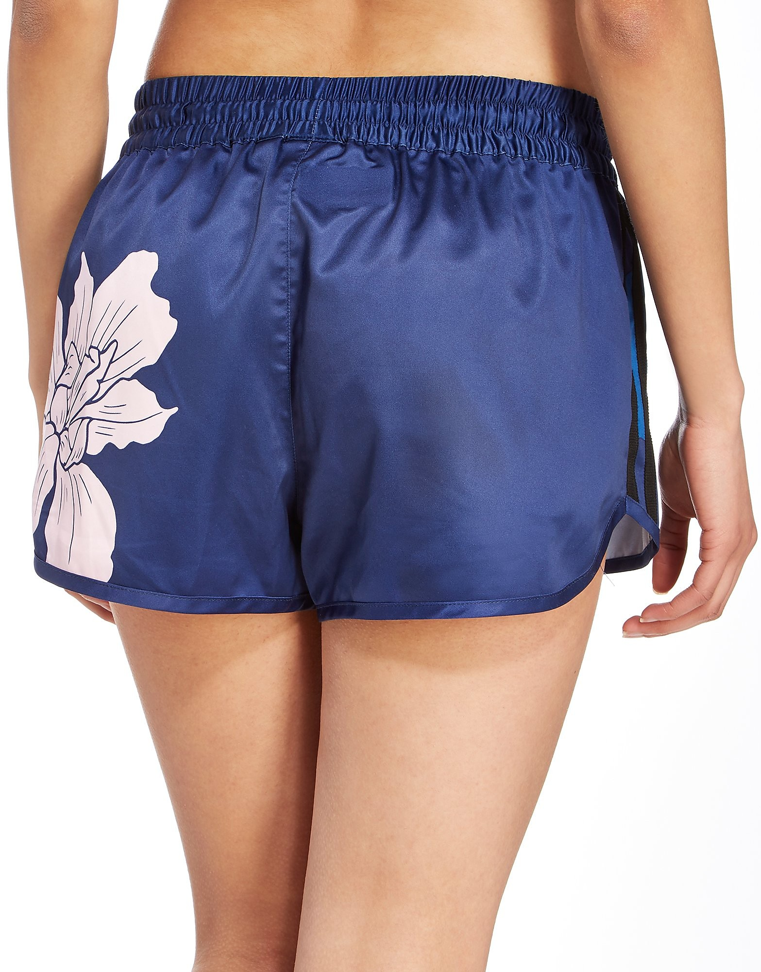 adidas Originals Floral Engraving Running Shorts