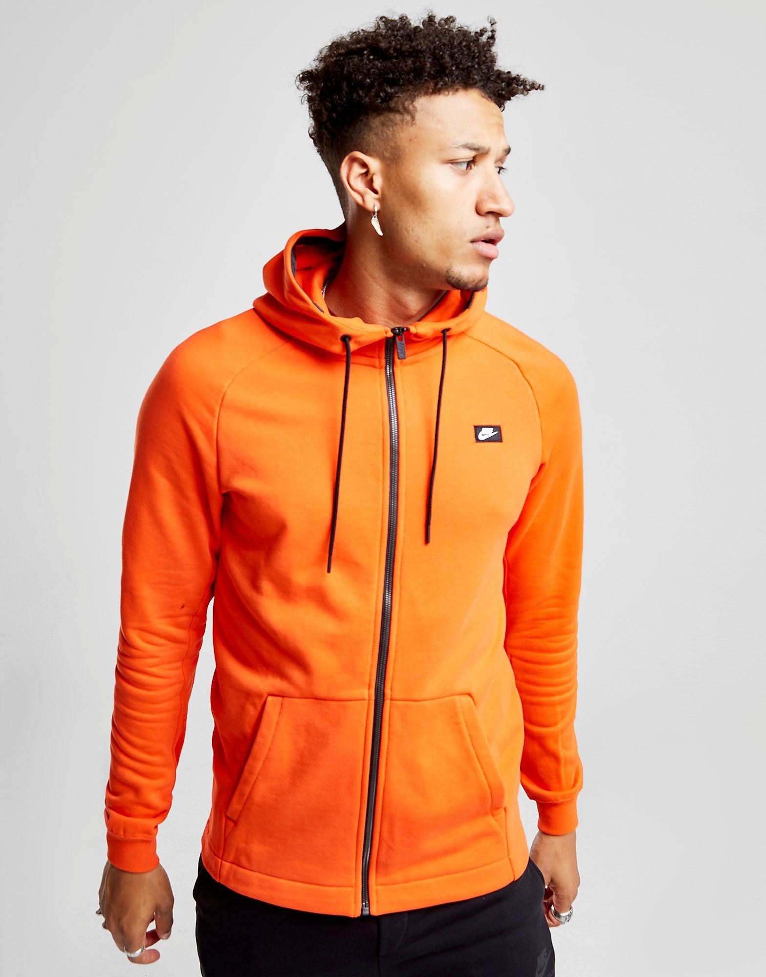 Nike chaqueta con capucha Modern