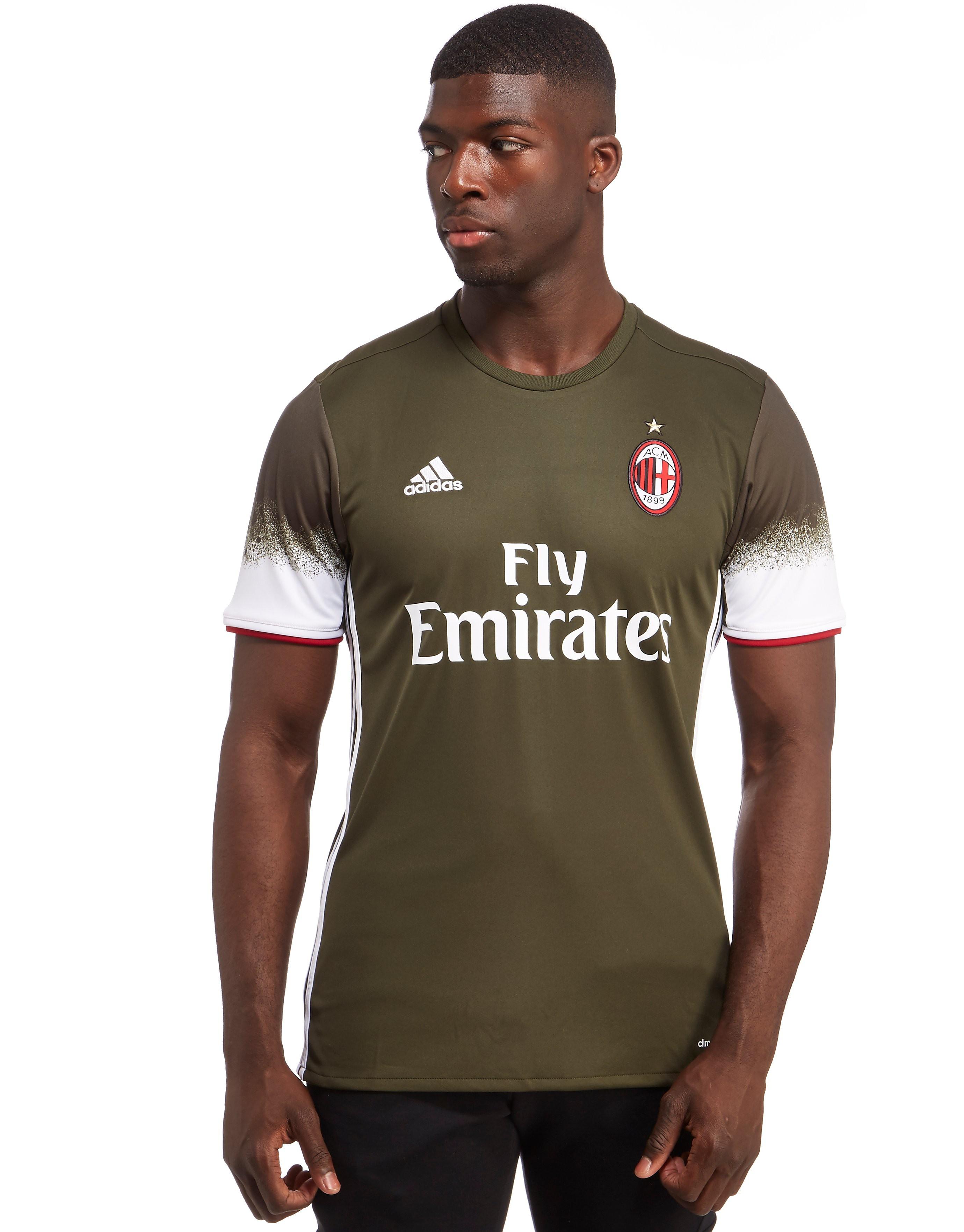 adidas AC Milan 2016/17 Third Shirt