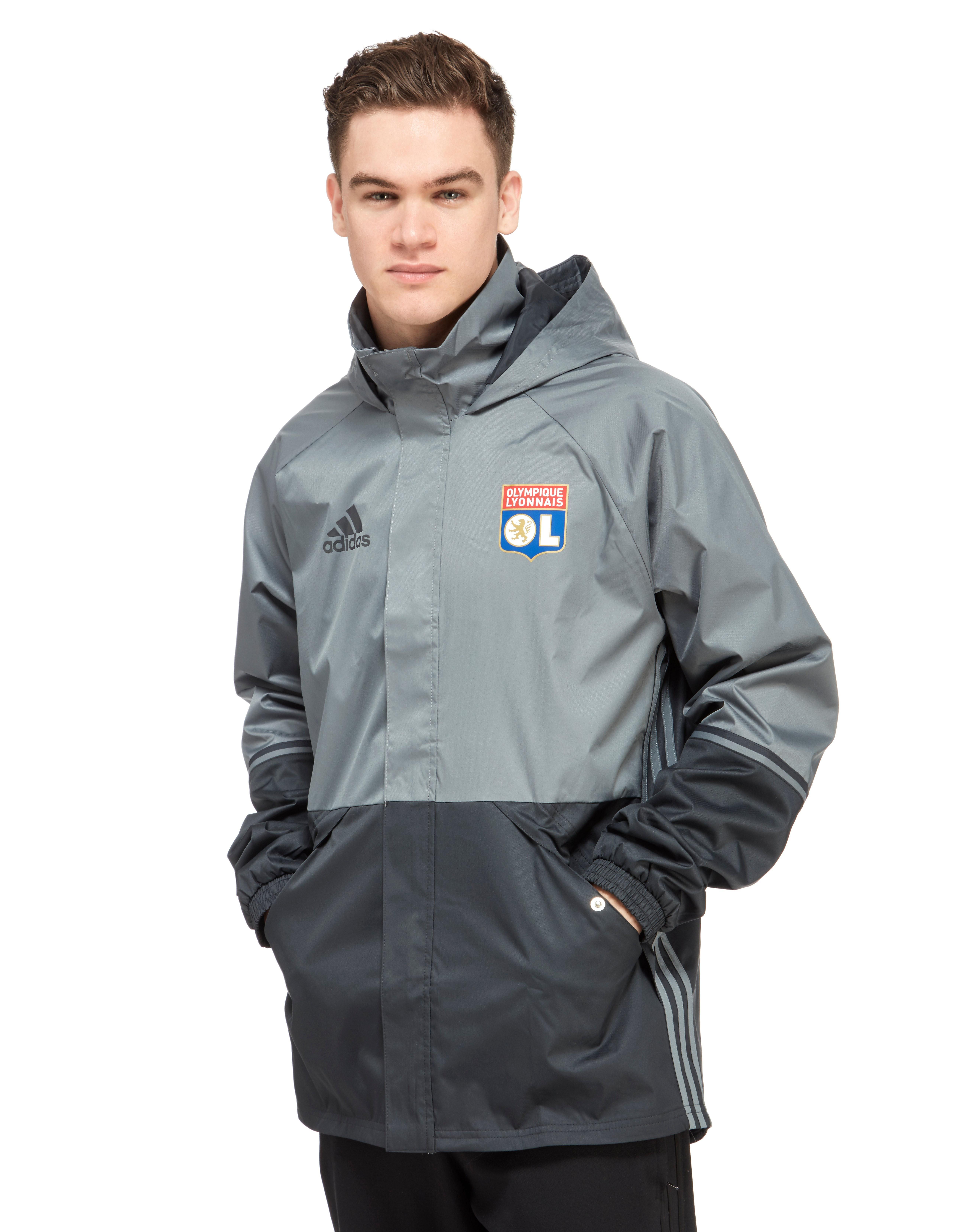 adidas Olympique Lyon 2016/17 All-Weather Jacket