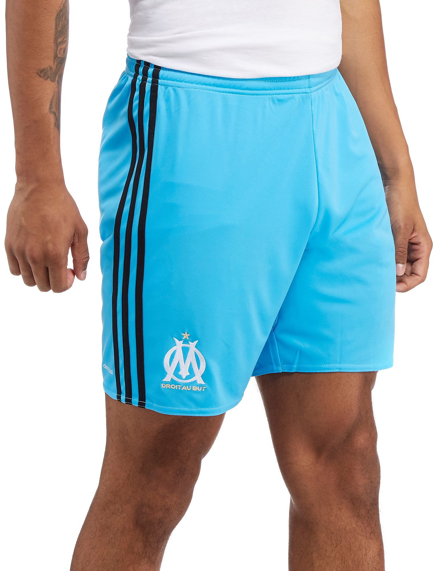 adidas Olympique Marseille 2016/17 Third Shorts