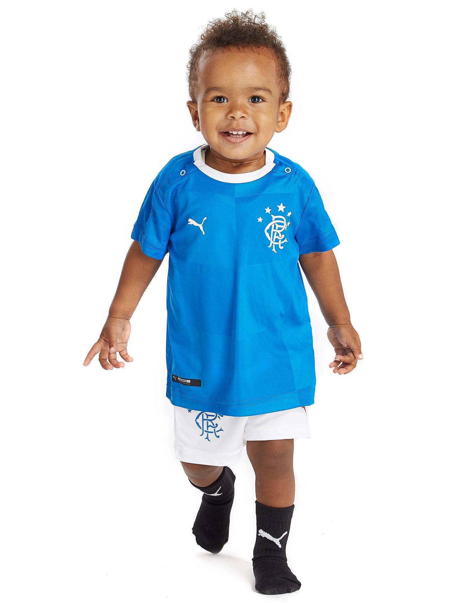 PUMA Rangers FC 2016/17 hemmadräkt för baby